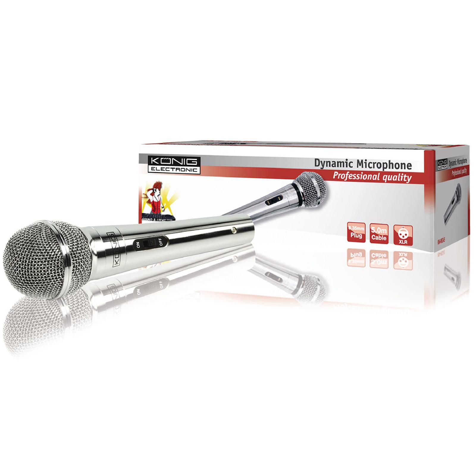 König Dynamic Micrófono (Professional)