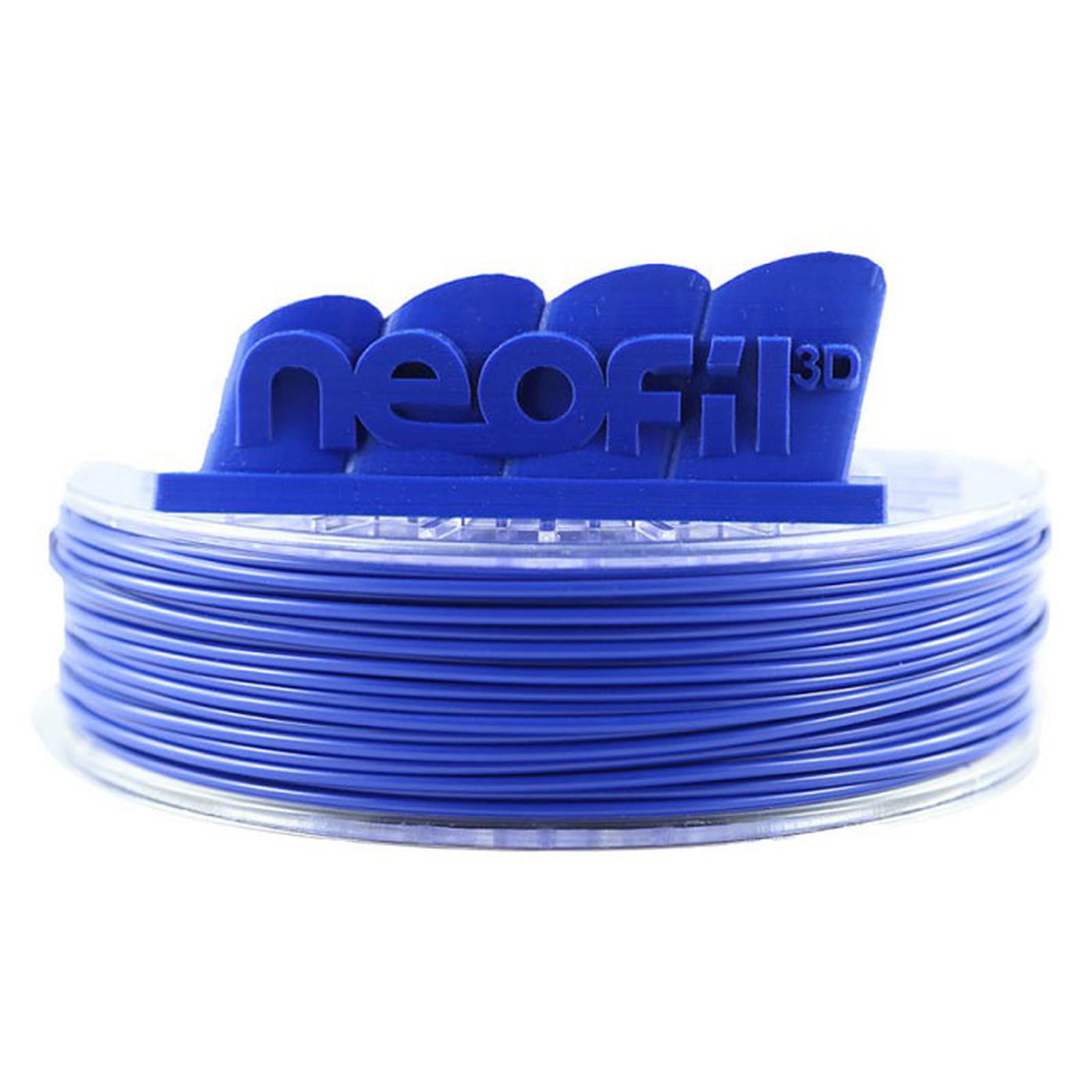 Neofil3D Bobine ABS 2.85mm 750g - Bleu foncé