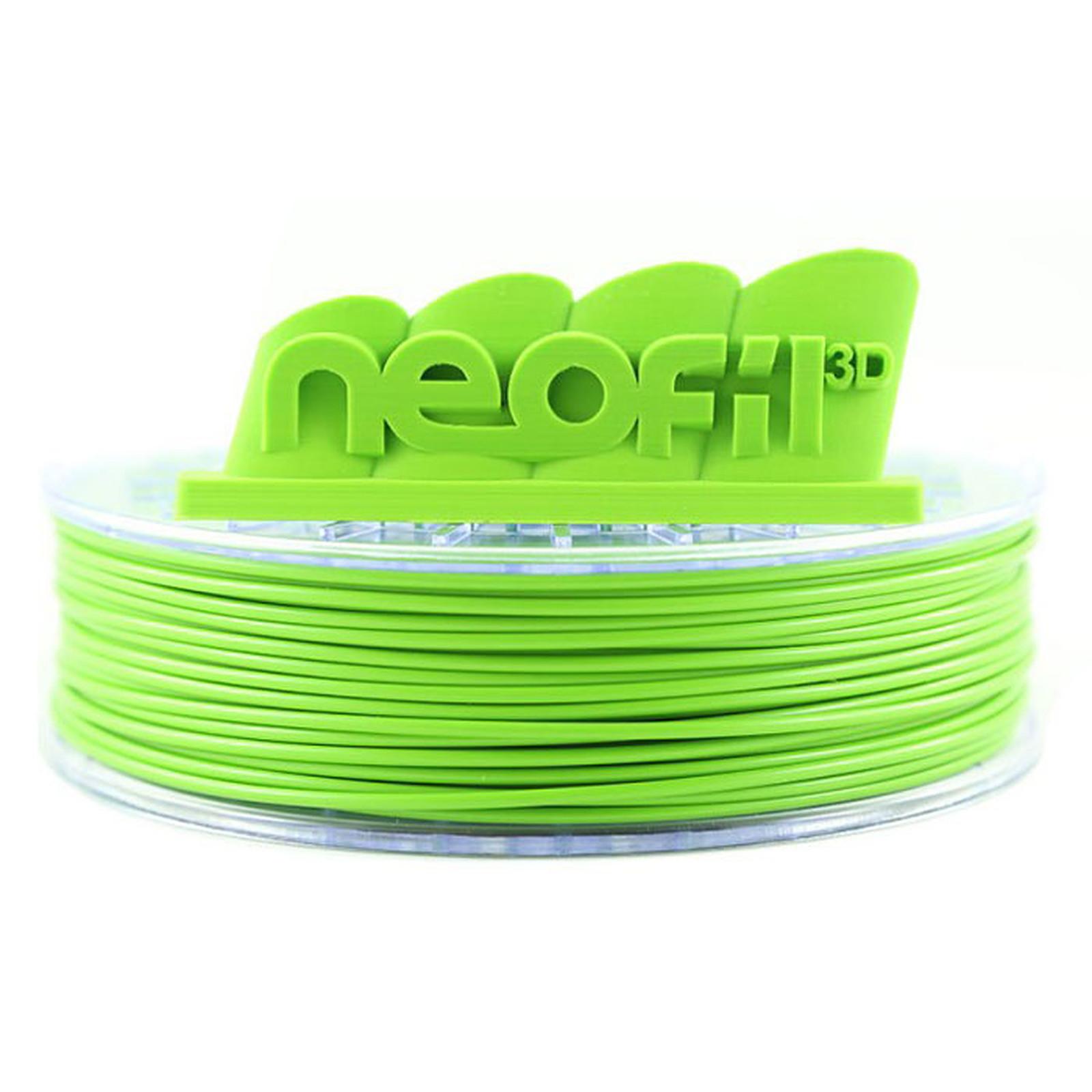 Neofil3D Bobine ABS 2.85mm 750g - Vert pomme