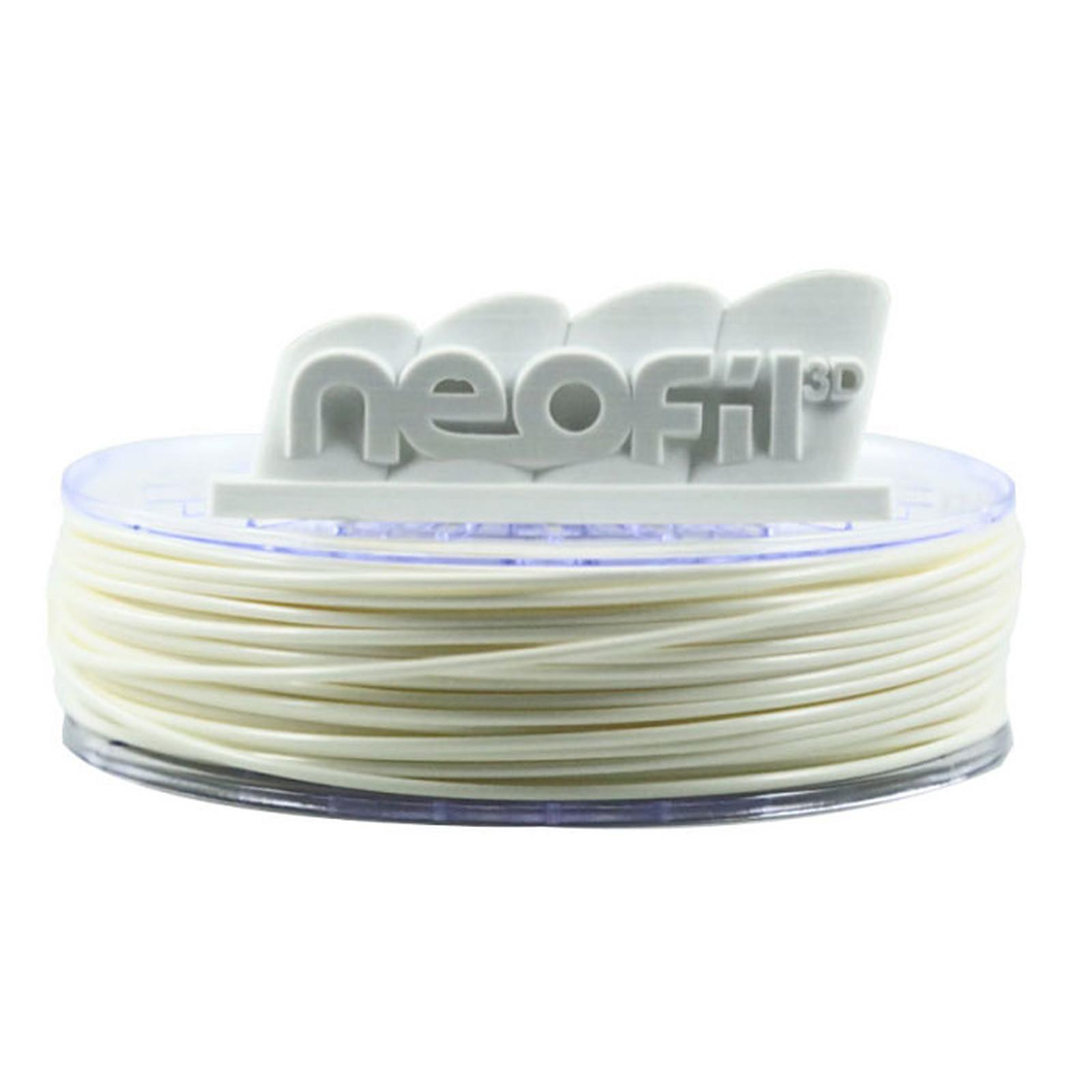 Neofil3D Bobine ABS 2.85mm 750g - Blanc