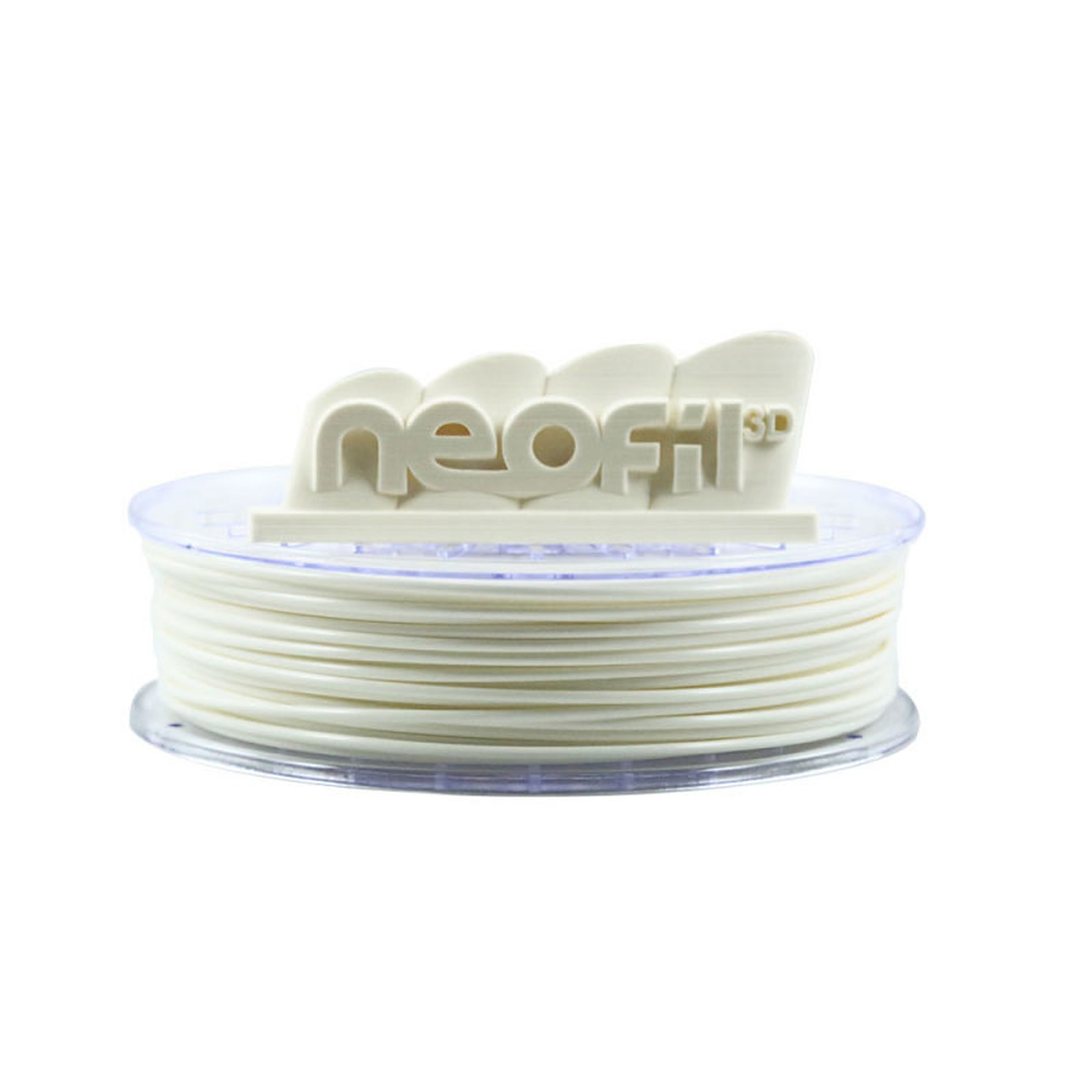 Neofil3D Bobine PLA 2.85mm 750g - Blanc