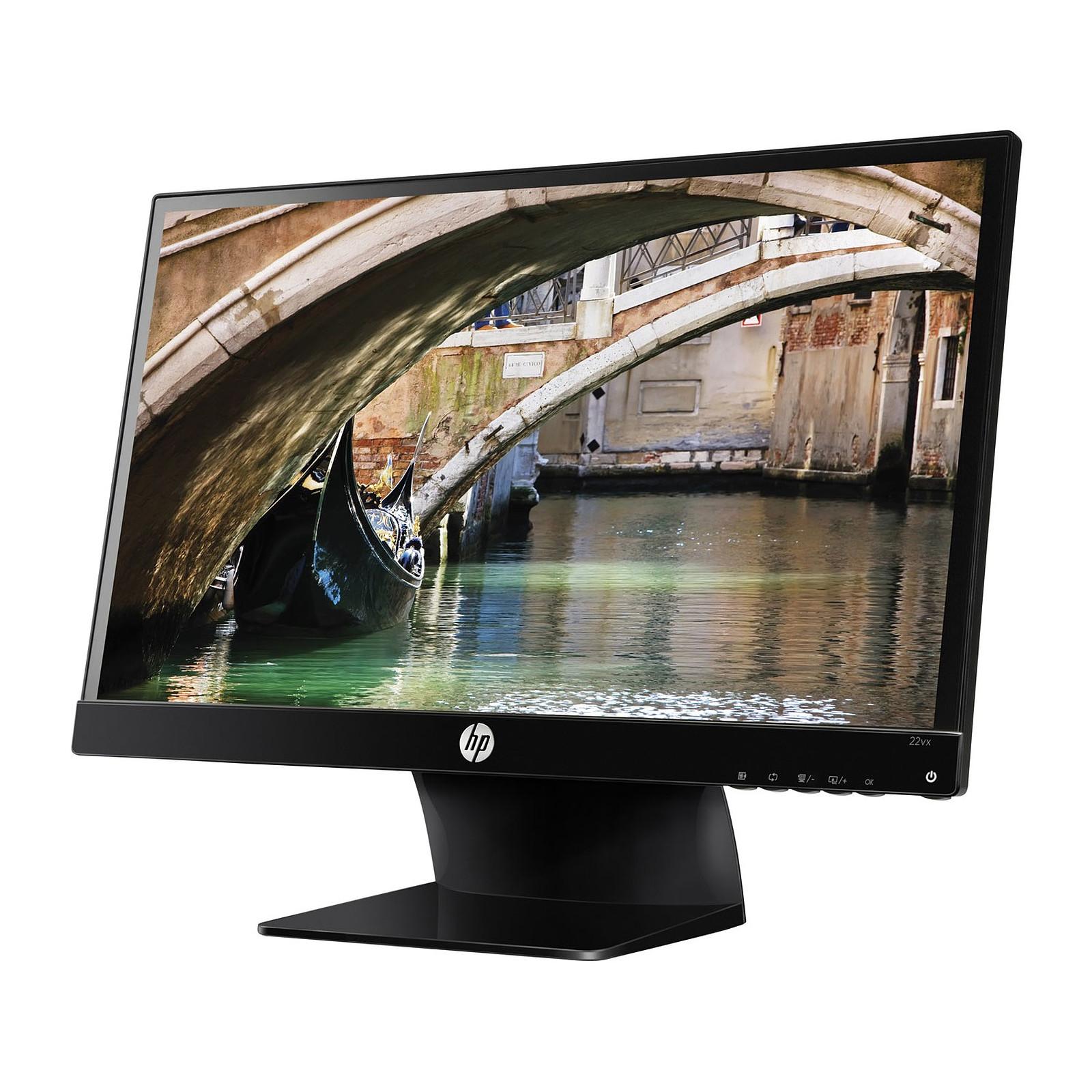 """HP 21.5"""" LED - 22vx"""