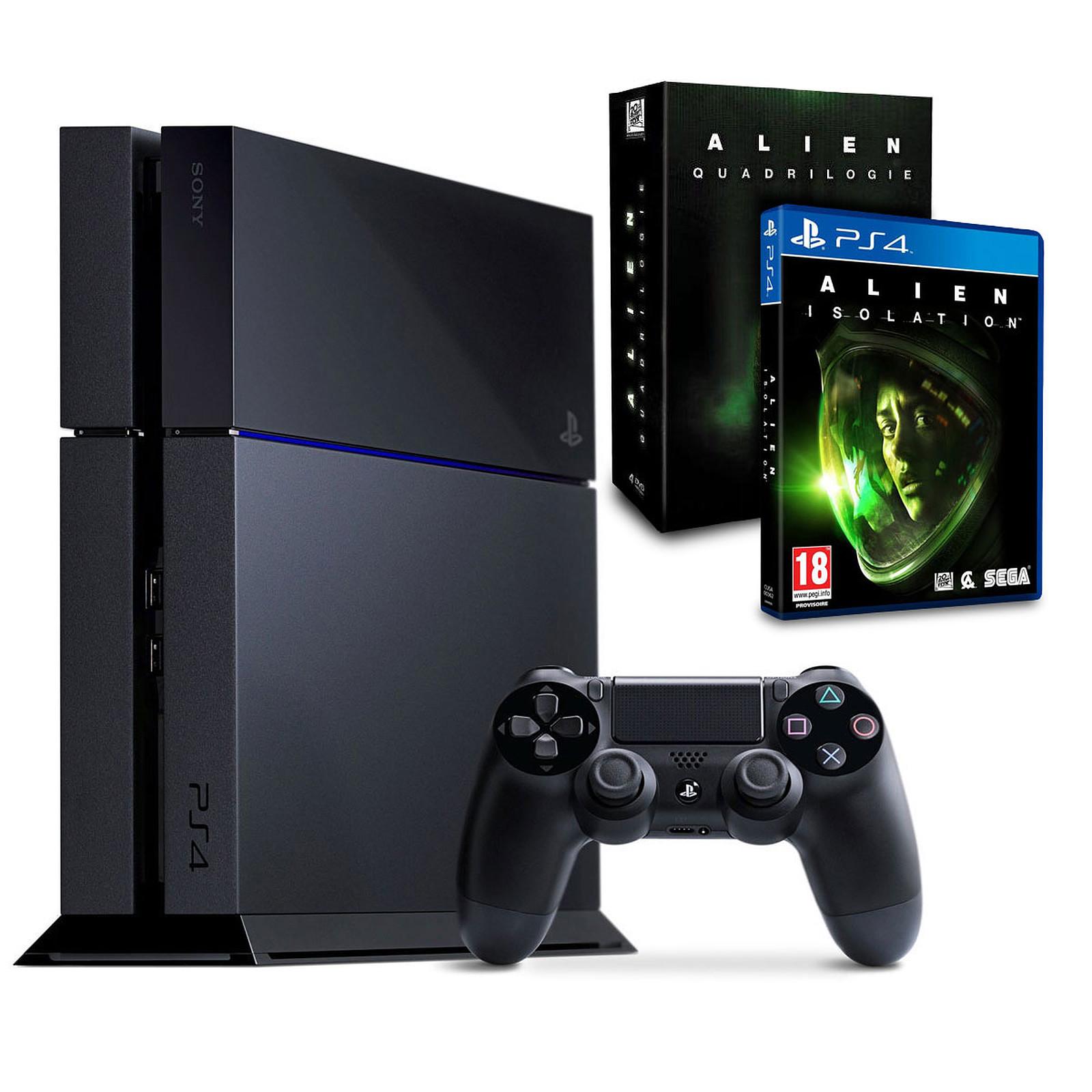 Sony PlayStation 4 Alien Saga (1 To)