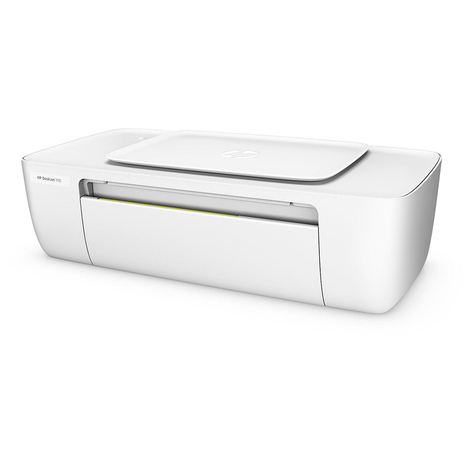 HP Deskjet 1110 - Imprimante jet d'encre HP sur LDLC.com ...