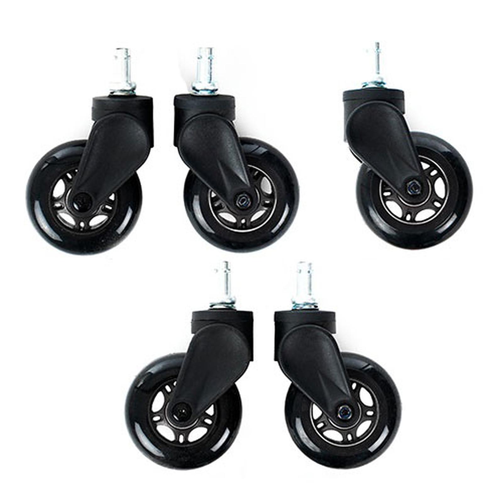 DXRacer Blade Wheels (noir)