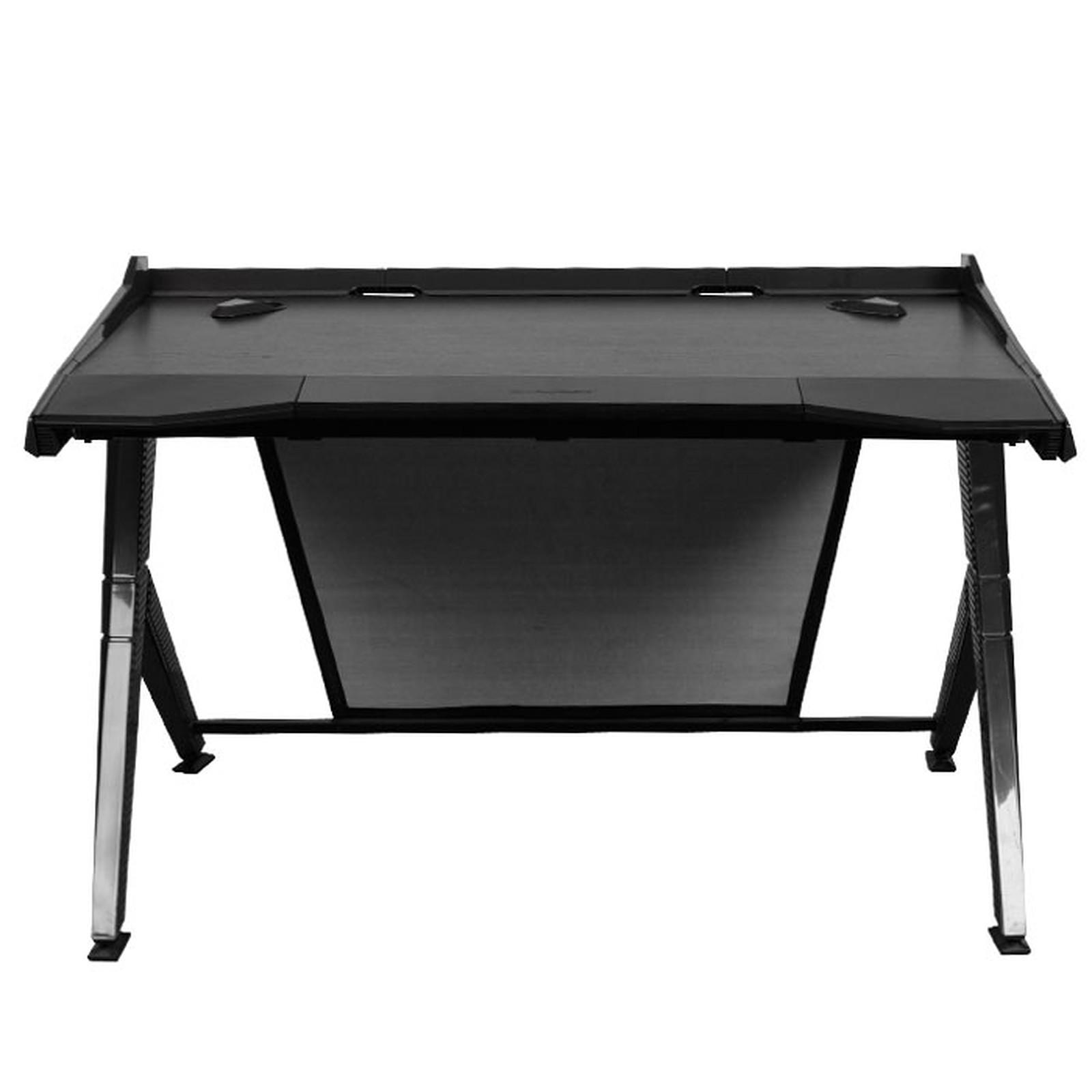 Dxracer gaming desk noir meuble ordinateur dxracer sur - Meuble ordinateur ...