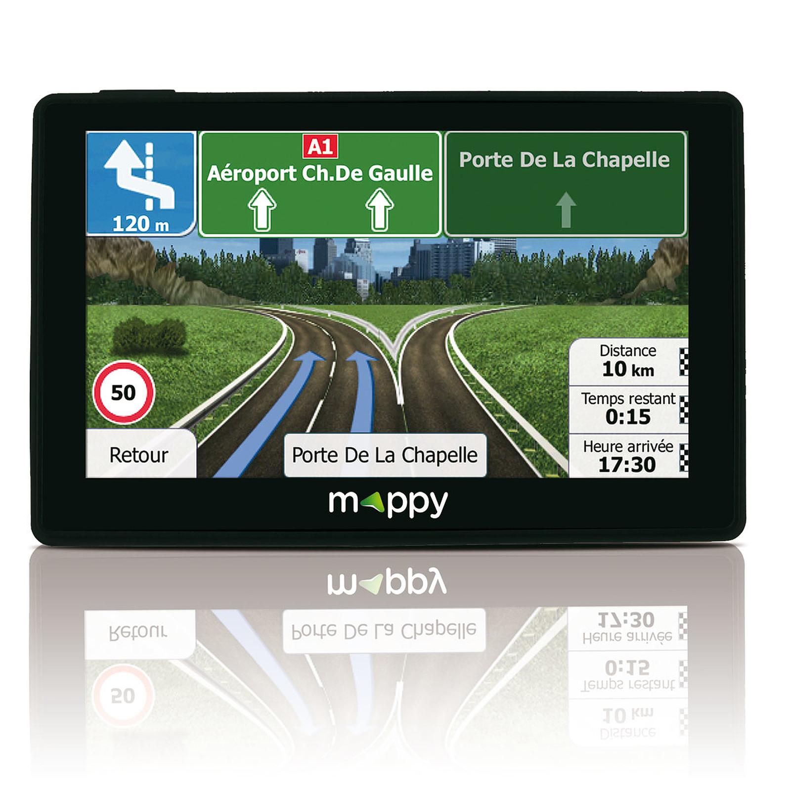 Mappy ultiX565 Truck Europe