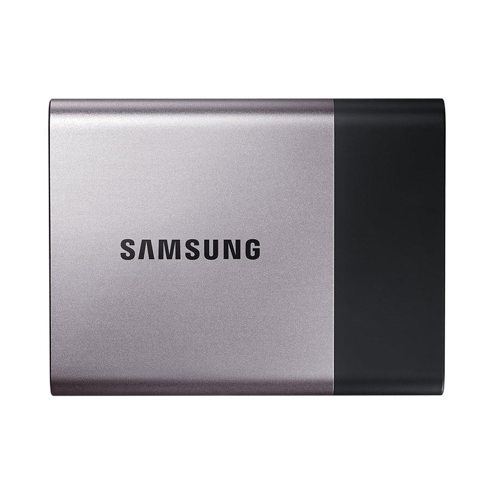samsung ssd portable t3 250 go disque dur externe. Black Bedroom Furniture Sets. Home Design Ideas
