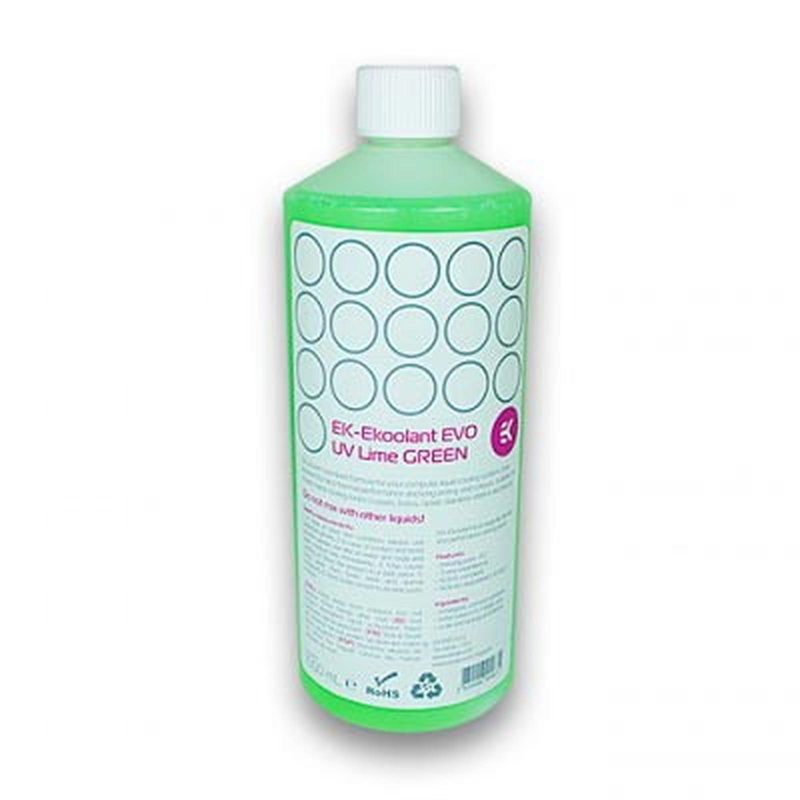 EK Water Blocks EK-Ekoolant EVO UV Lime GREEN