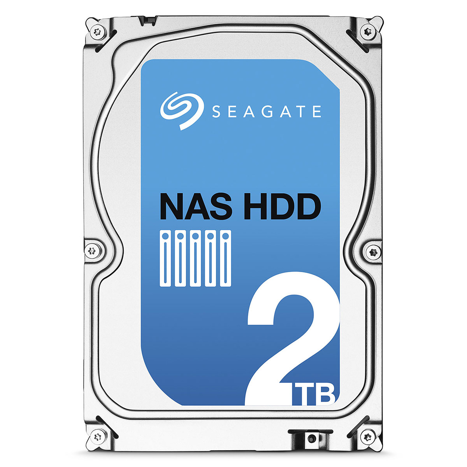 Seagate NAS HDD 2 To (Rescue)