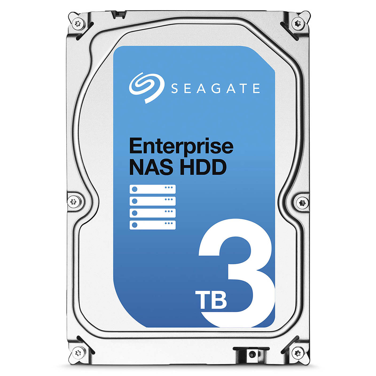Seagate Enterprise NAS HDD 3 To