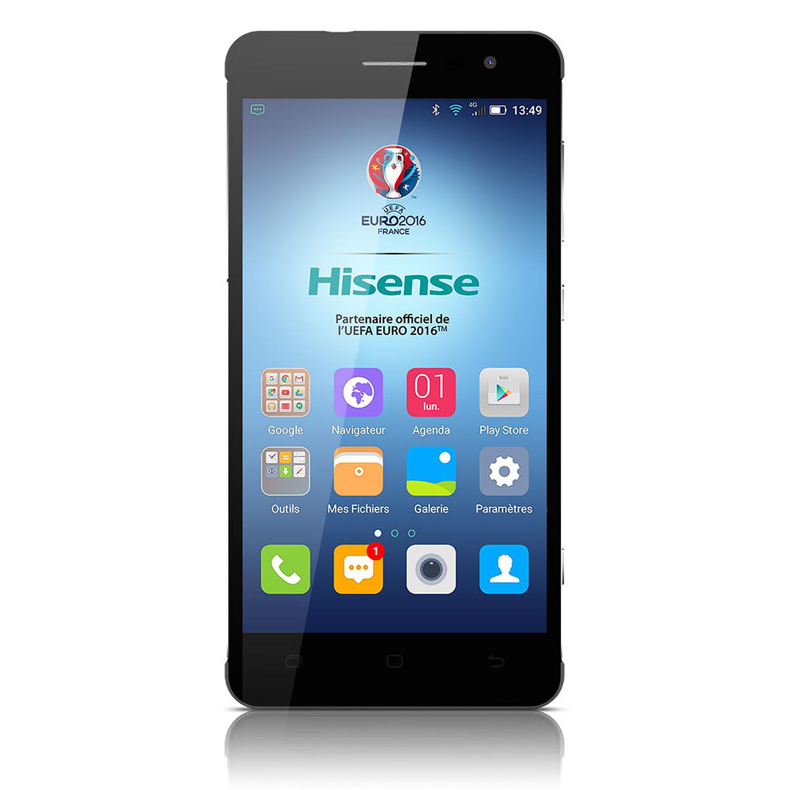 Hisense C20 Noir