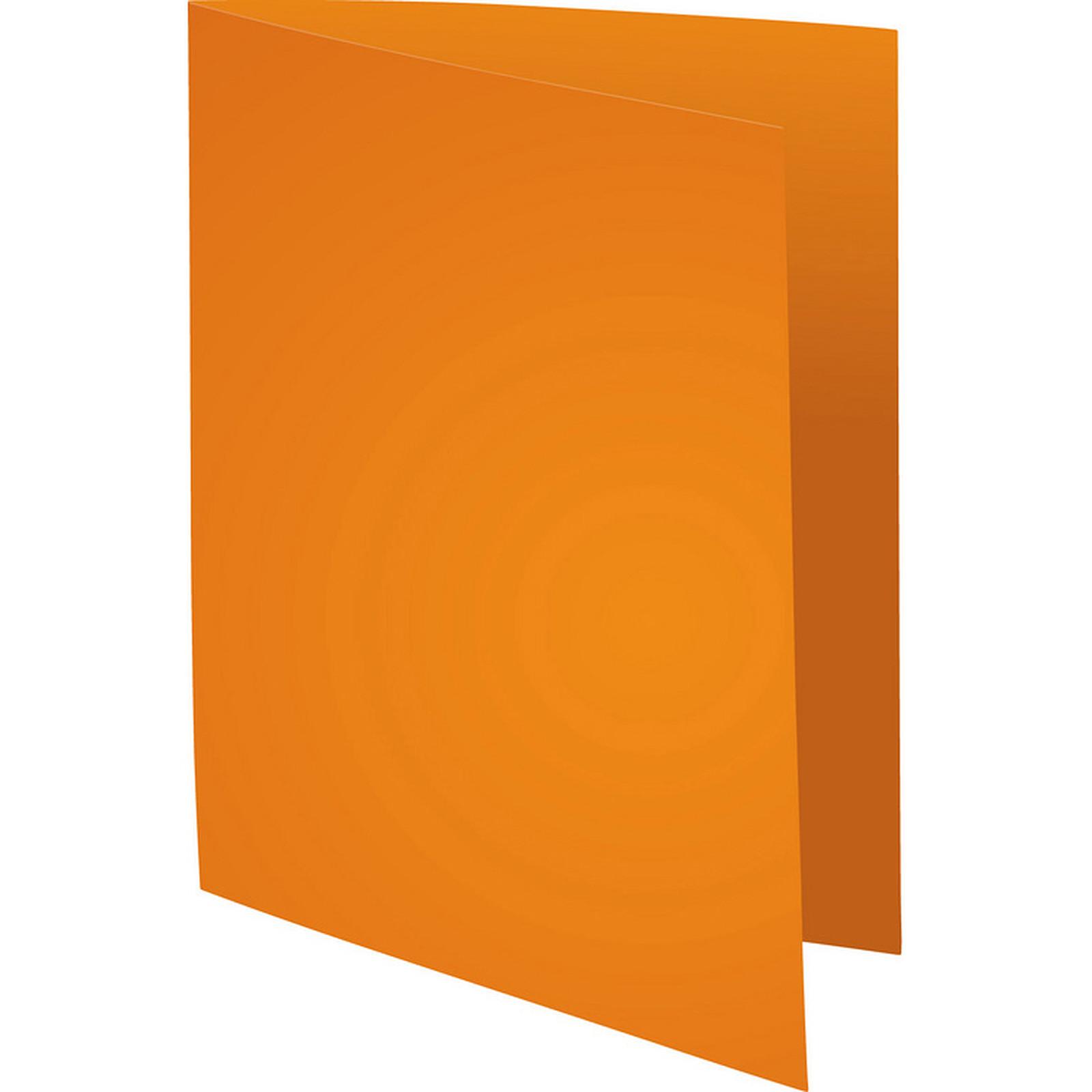Exacompta Sous chemises Bengali 60g Orange x 250
