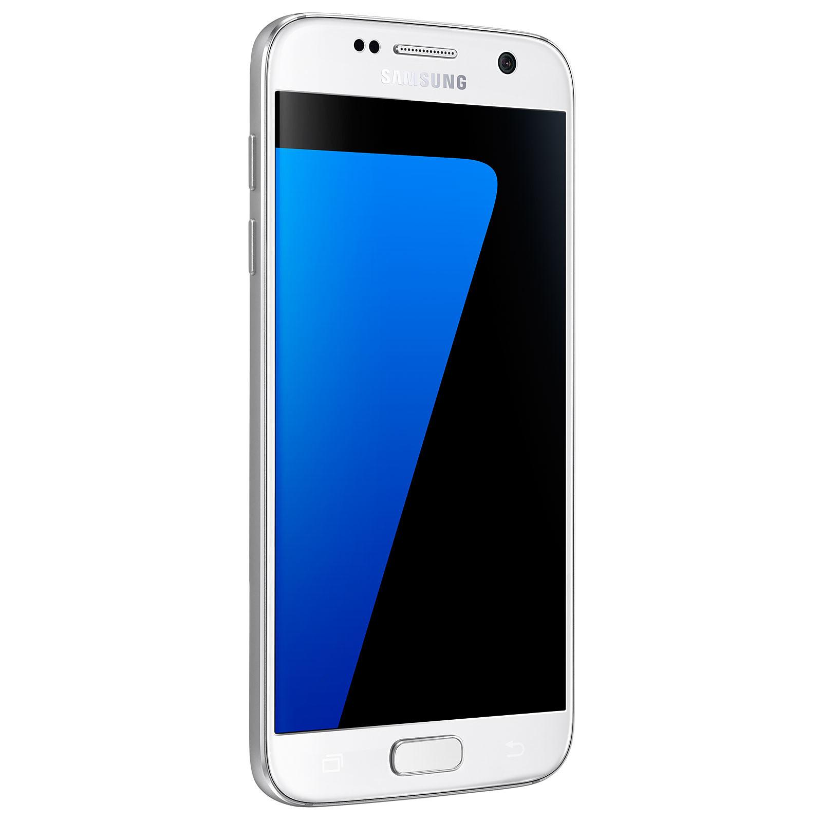 Samsung Galaxy S7 SM-G930F Blanc 32 Go