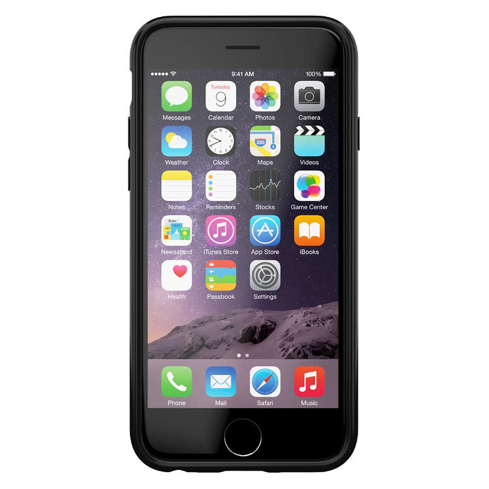 Gear4 IceBox Edge Case Noir Apple iPhone 6/6s