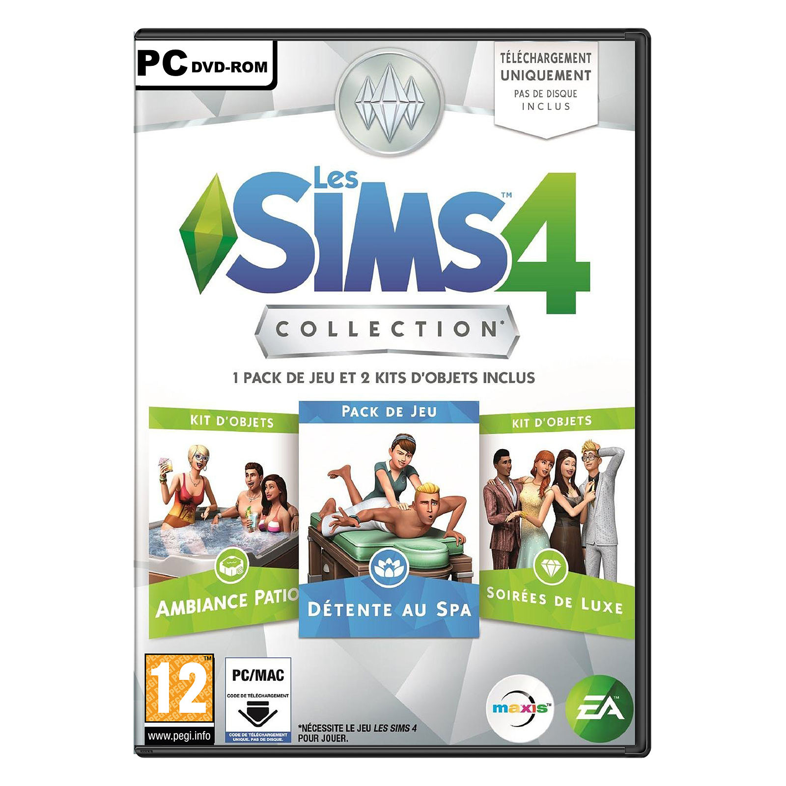 Les Sims 4 : Collection 1 (PC)