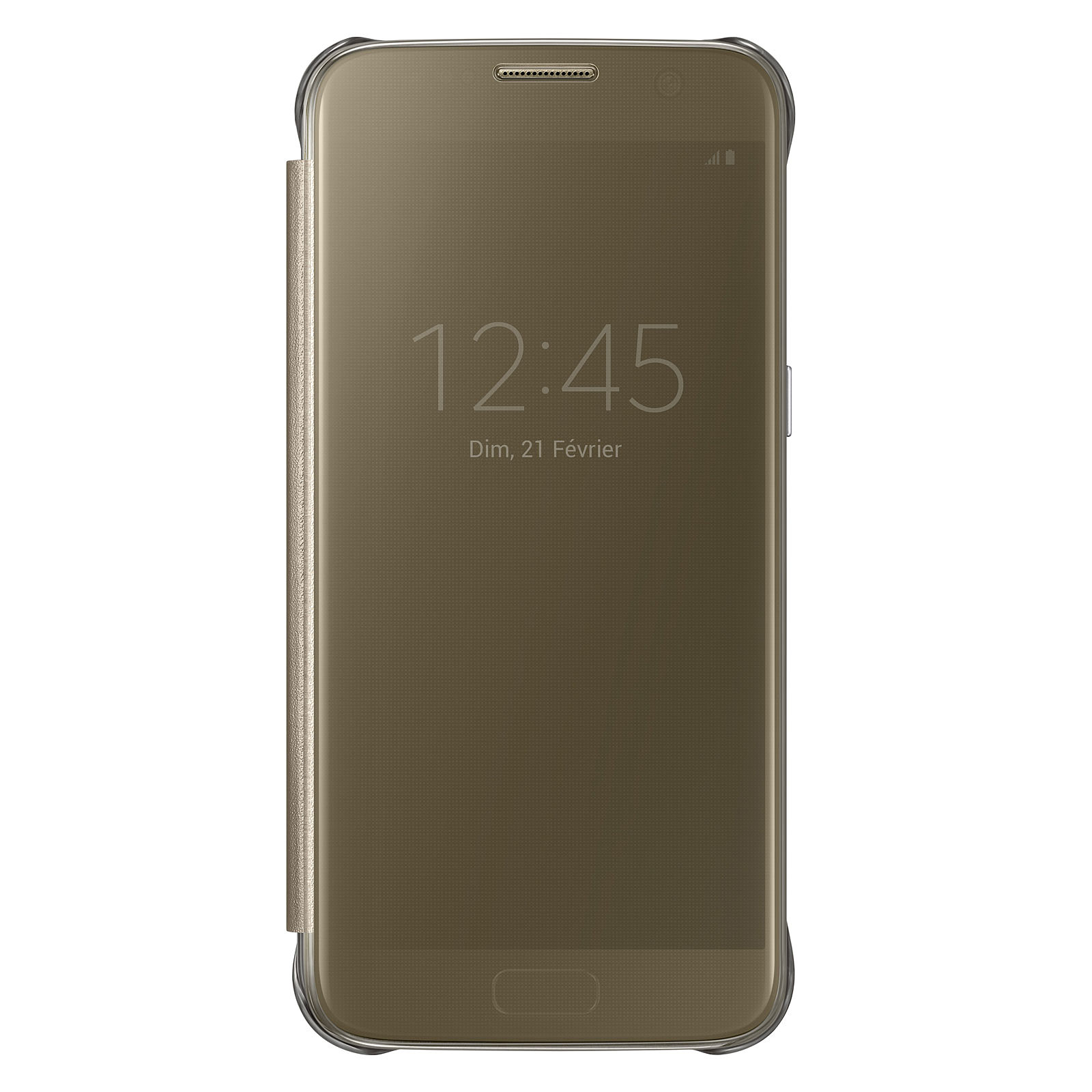 Samsung Clear View Cover Or Samsung Galaxy S7