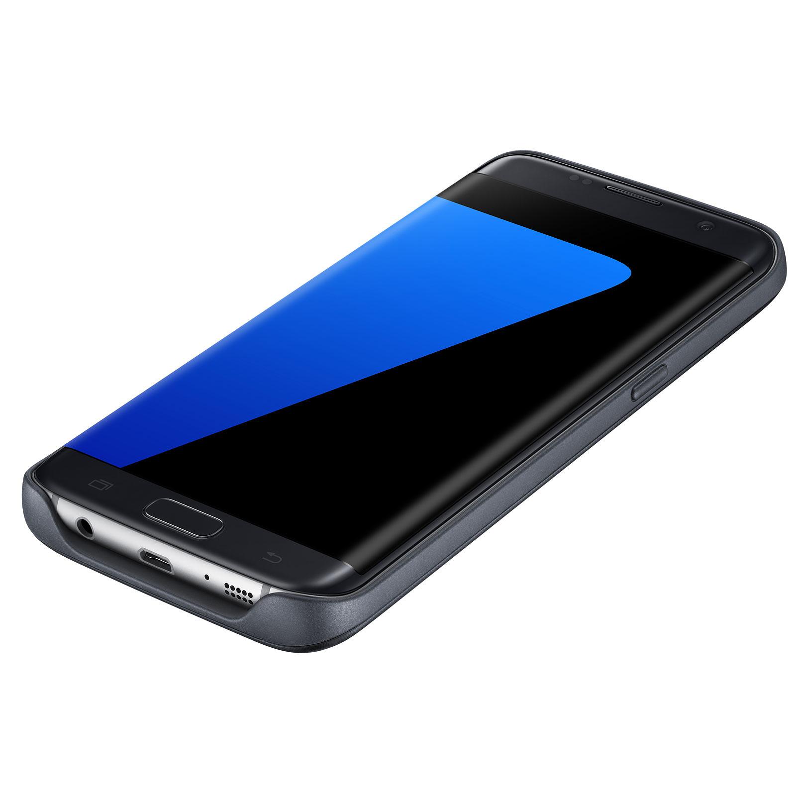 cheap new specials cheap sale Samsung Wireless Charger Pack Noir Samsung Galaxy S7 Edge ...