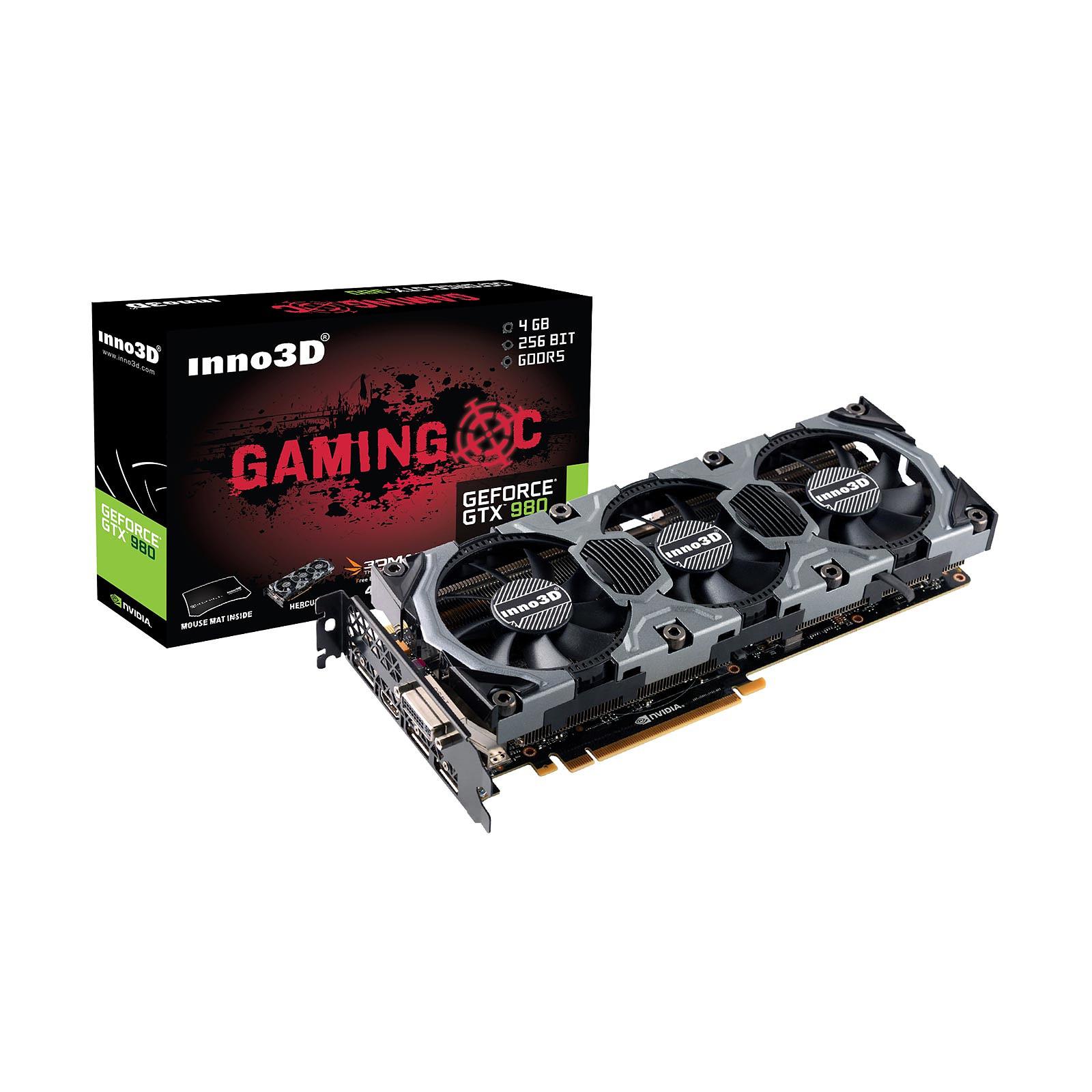 Inno3D N98V-1SDN-M5DNX GeForce GTX 980 4GB OC