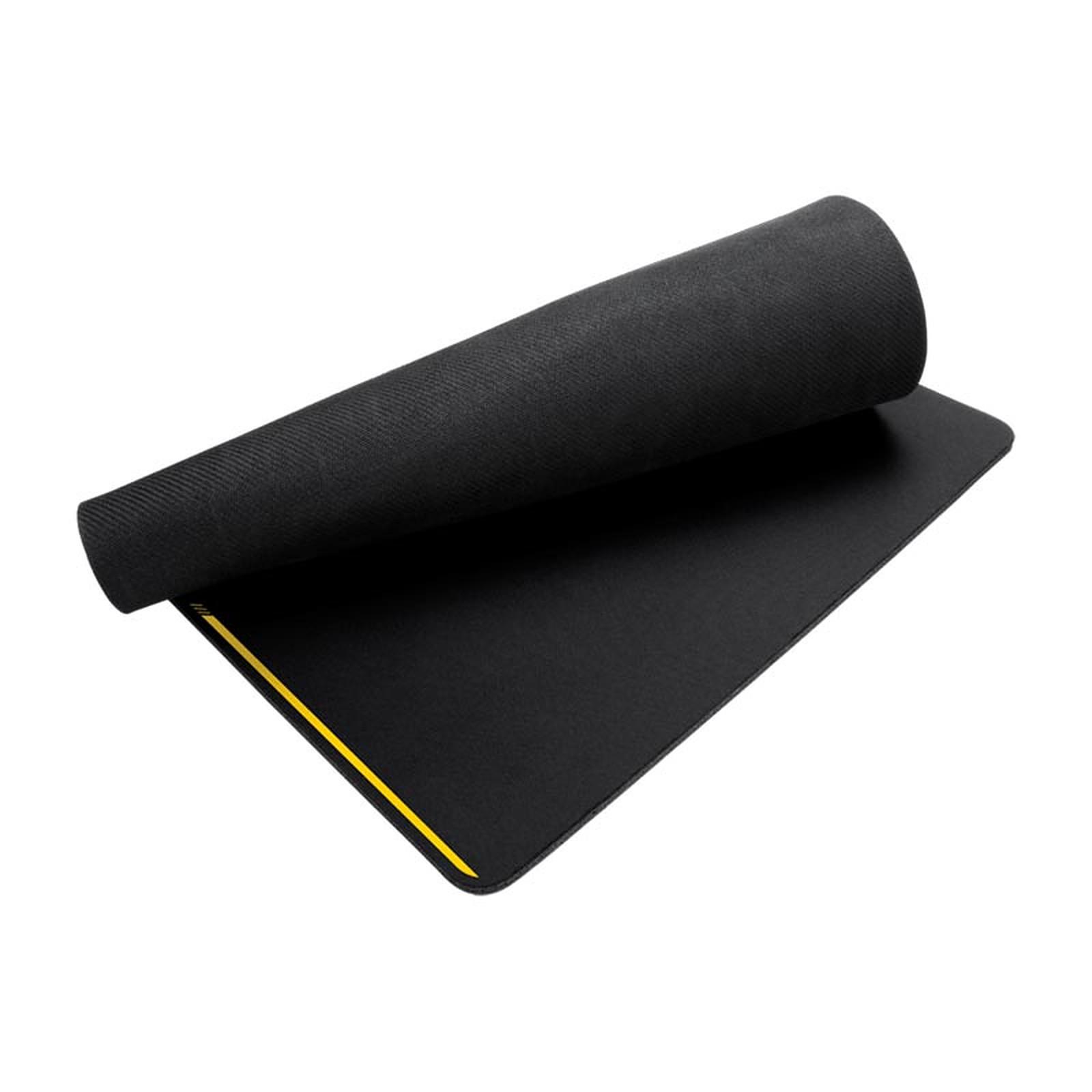 ce58338c8a8 Corsair Gaming MM200 (extended) Tapis de souris gaming - souple - surface  en tissu; Tapis de souris ...