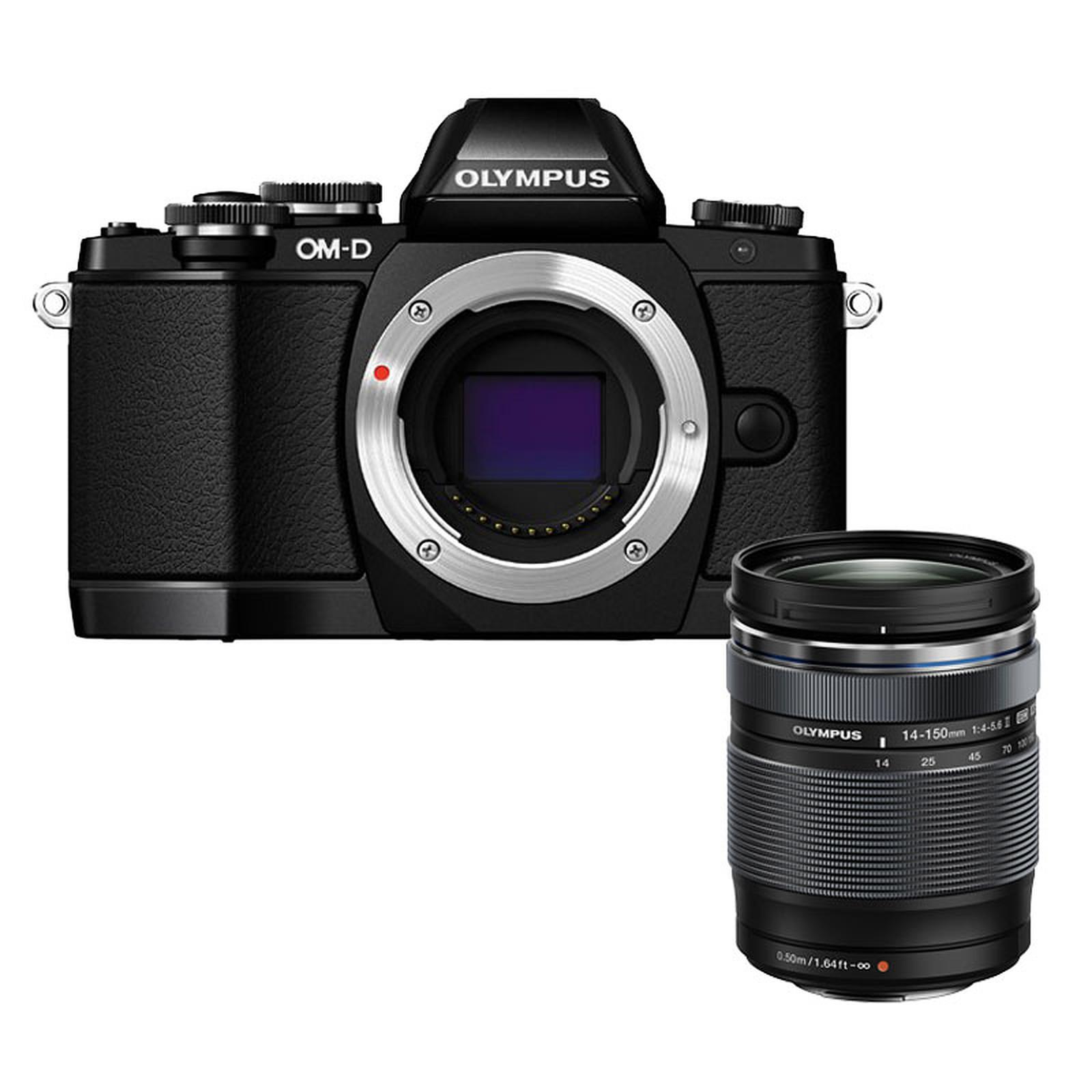 Olympus E-M10 Noir + 14-150mm II