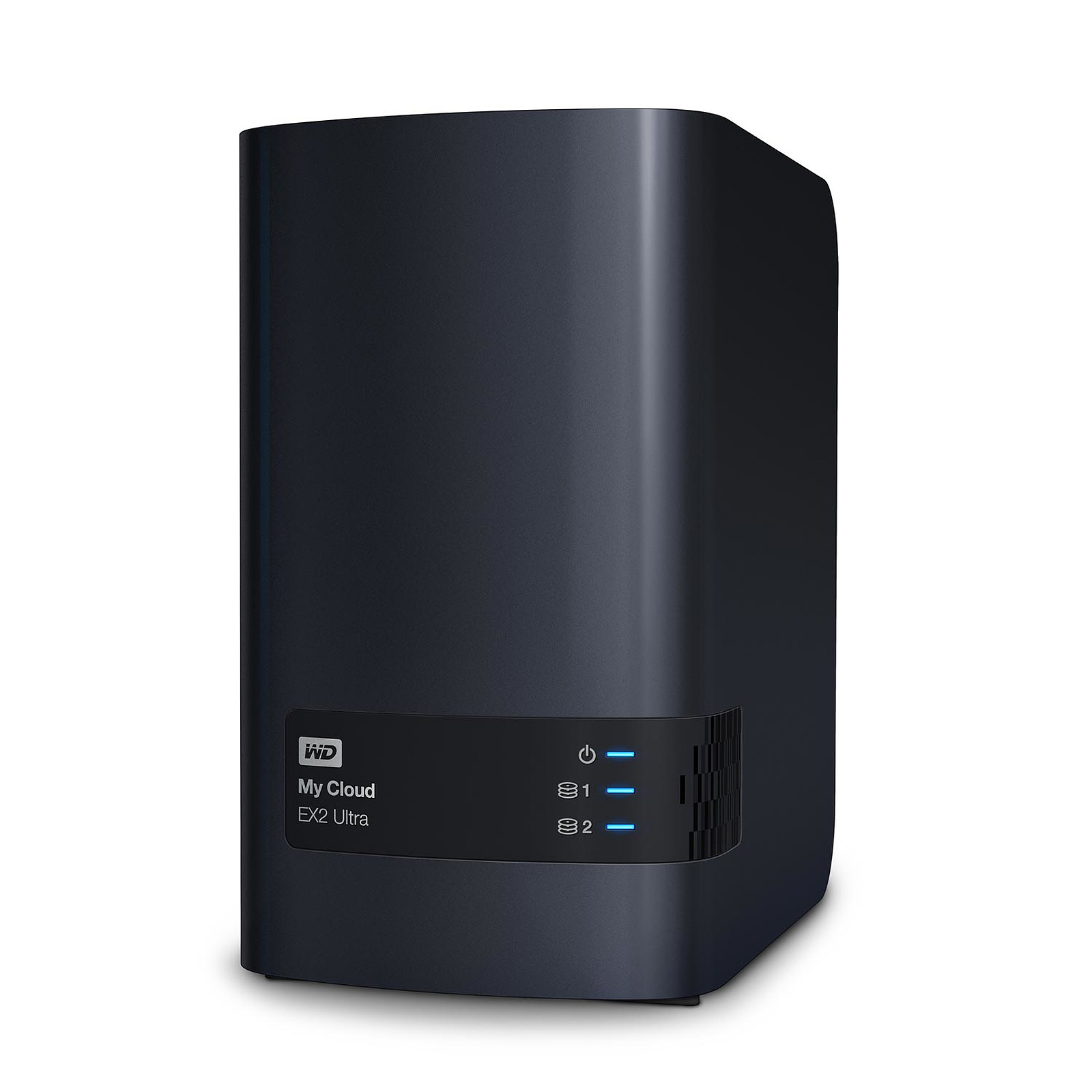 WD My Cloud EX2 Ultra 4 To (2 x 2 To)