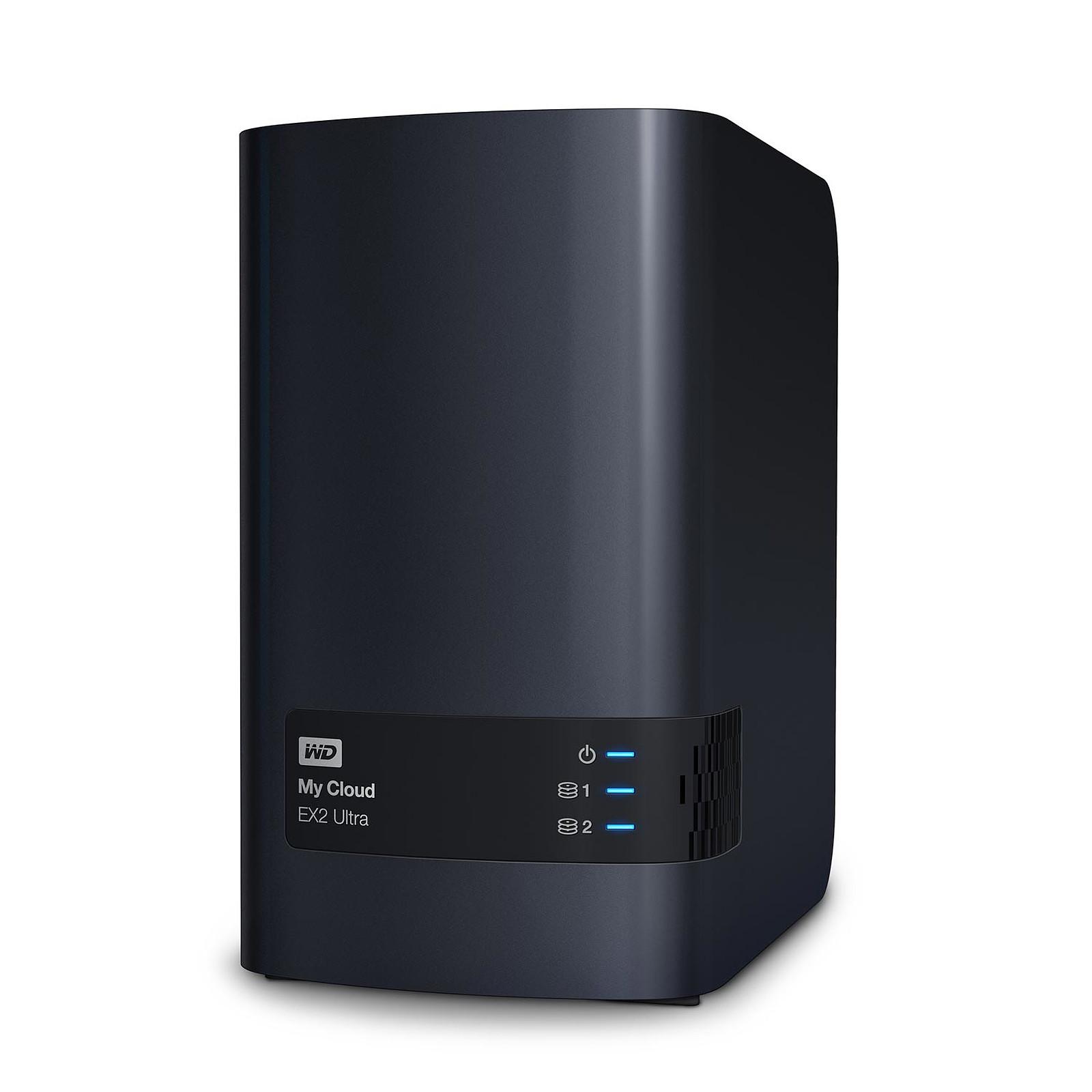 WD My Cloud EX2 Ultra 8 TB (2 x 4 TB)