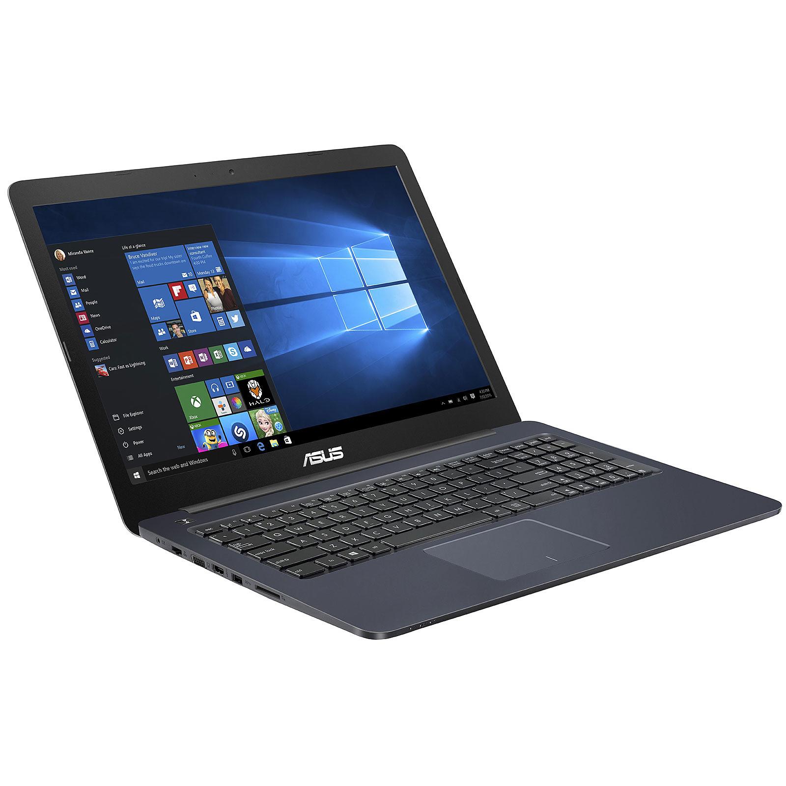 ASUS EeeBook E502SA-XX016T Bleu