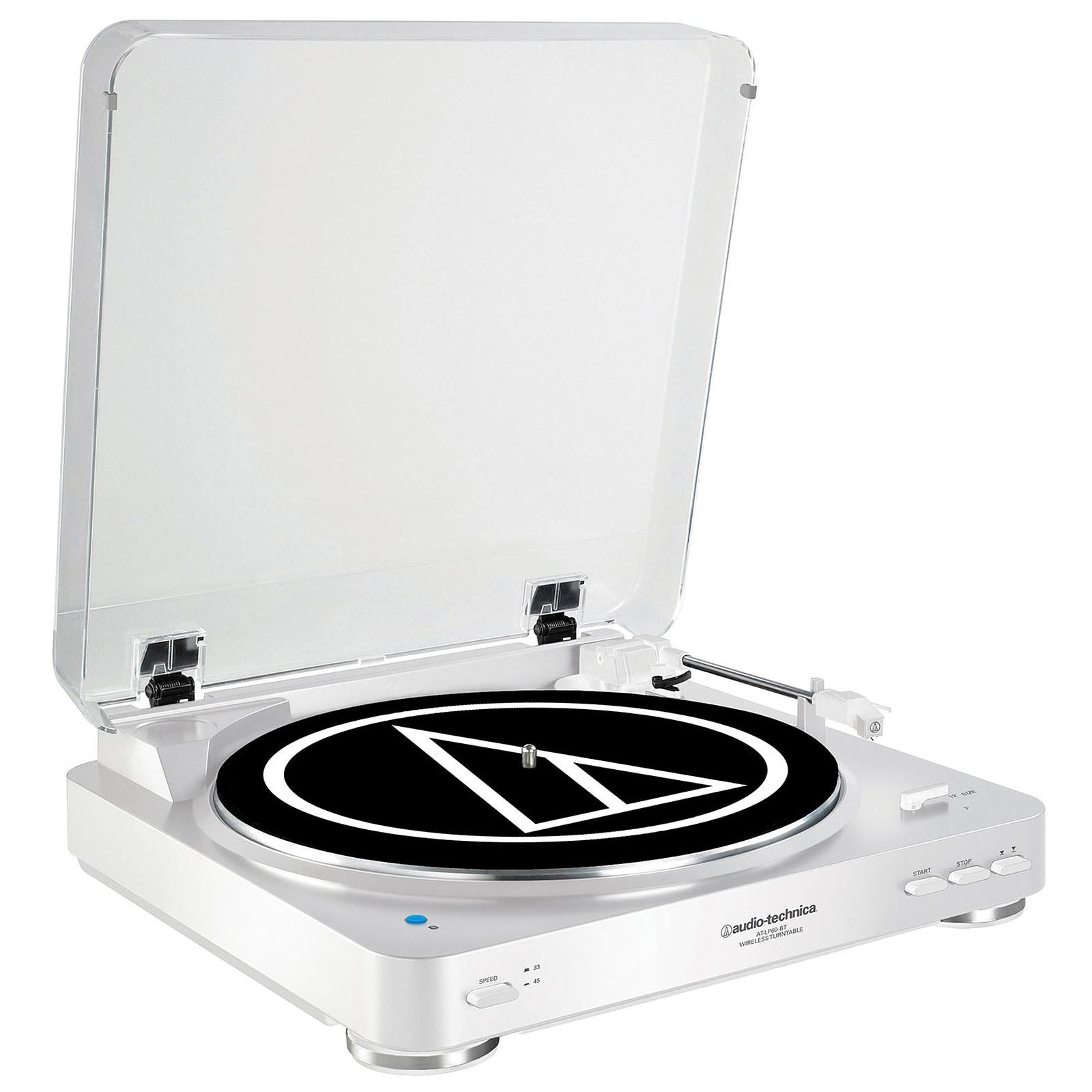 Audio-Technica AT-LP60BT blanco