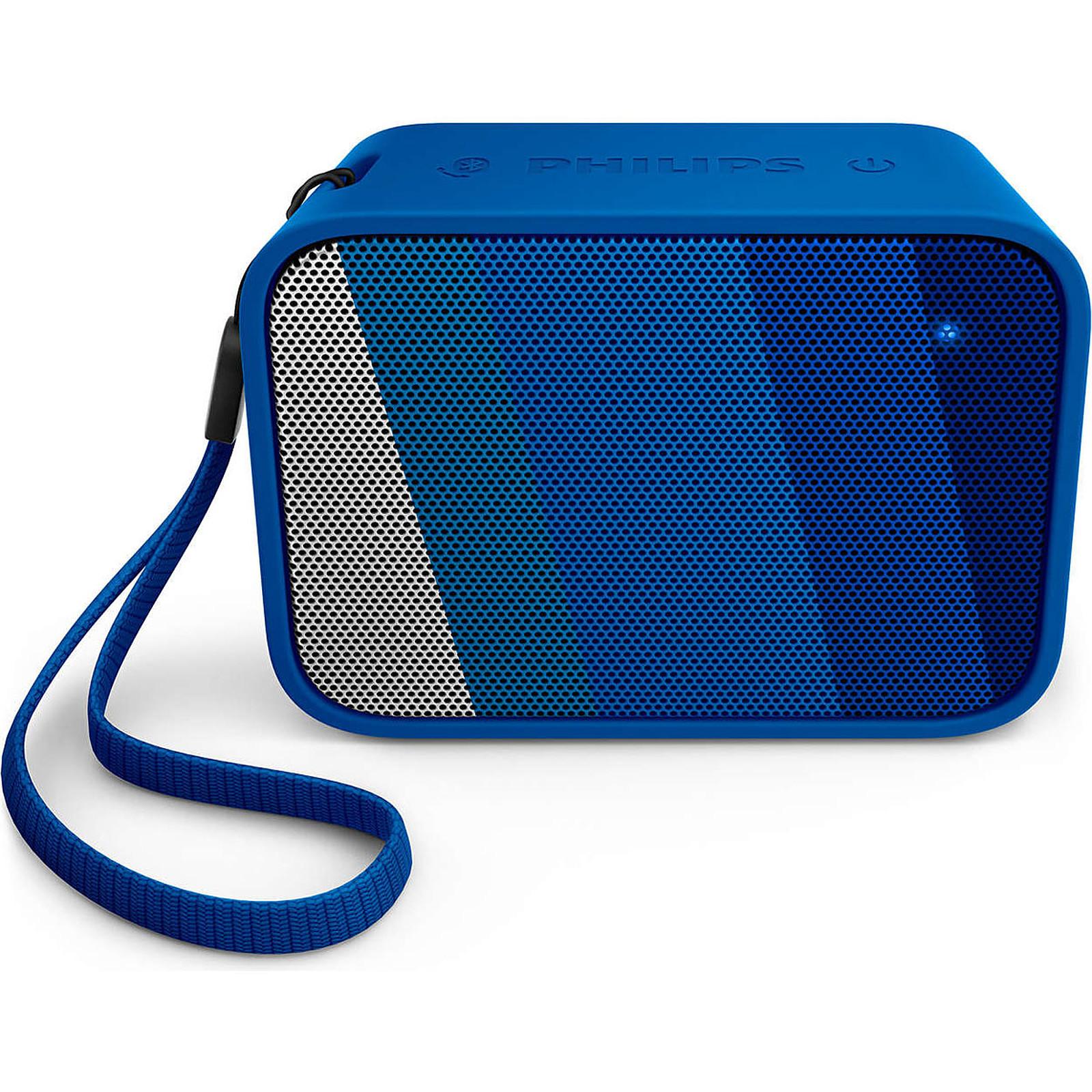 Jbl Go Salle De Bain ~ philips bt110 bleu dock enceinte bluetooth philips sur ldlc com