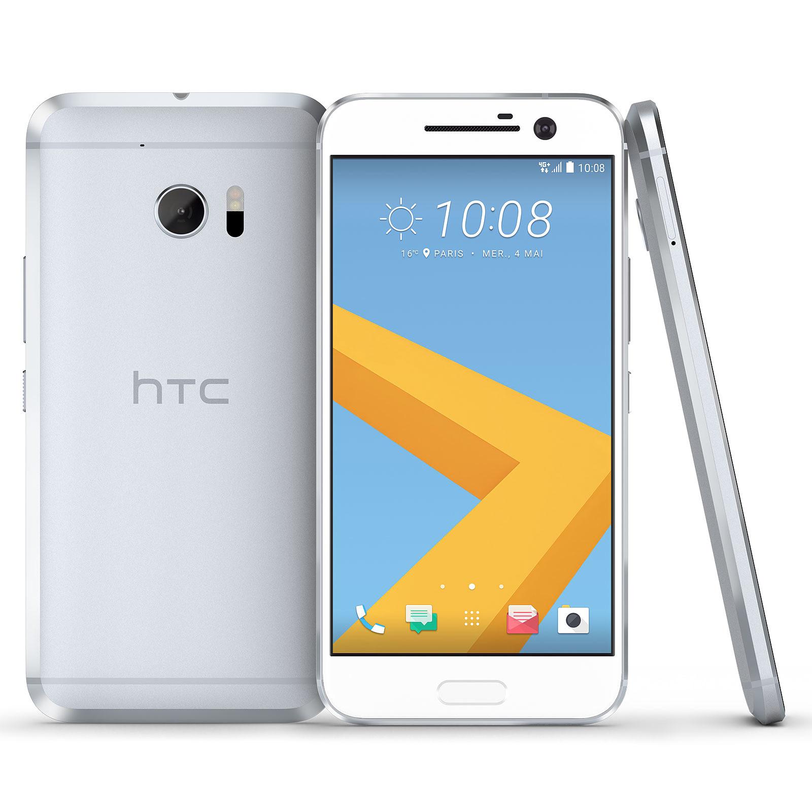 HTC 10 Argent