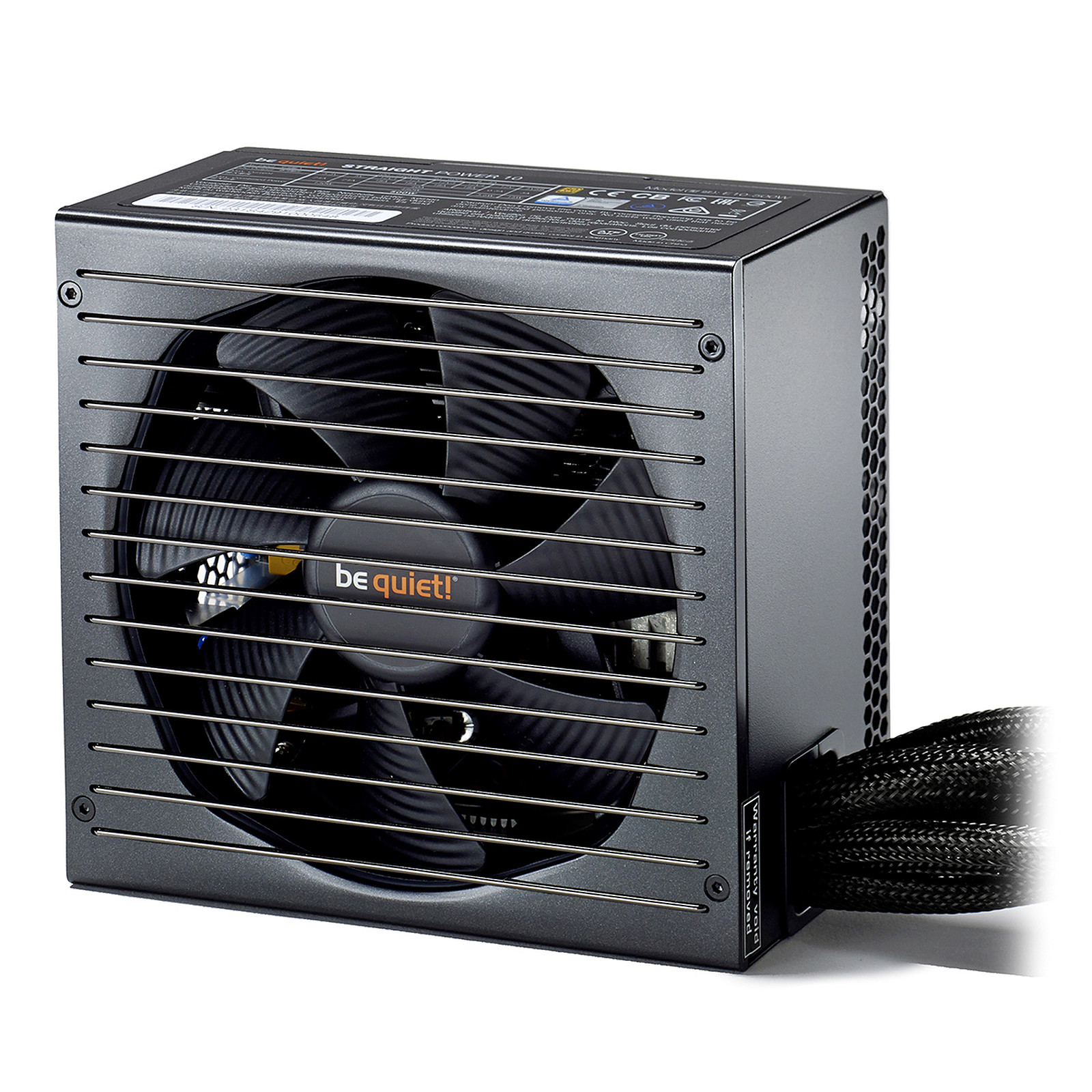 be quiet! Straight Power 10 600W 80PLUS Gold