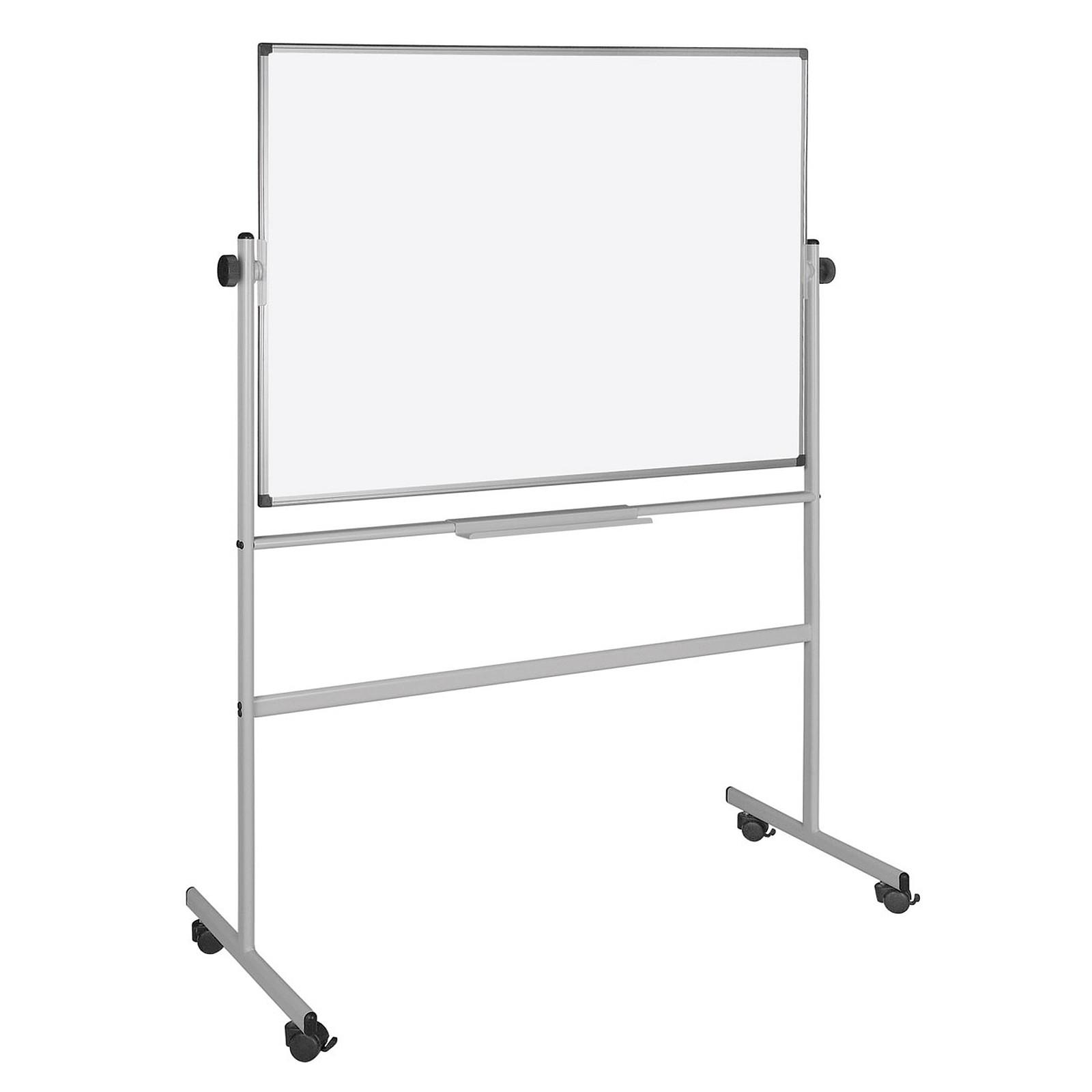 Bi Office Tableau Pivotant 150 X 120 Cm Kit Magnetique Et