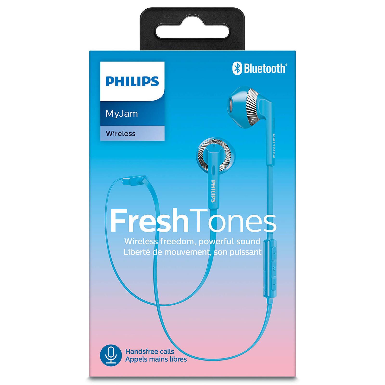 Philips SHB5250 Bleu Casque Philips sur