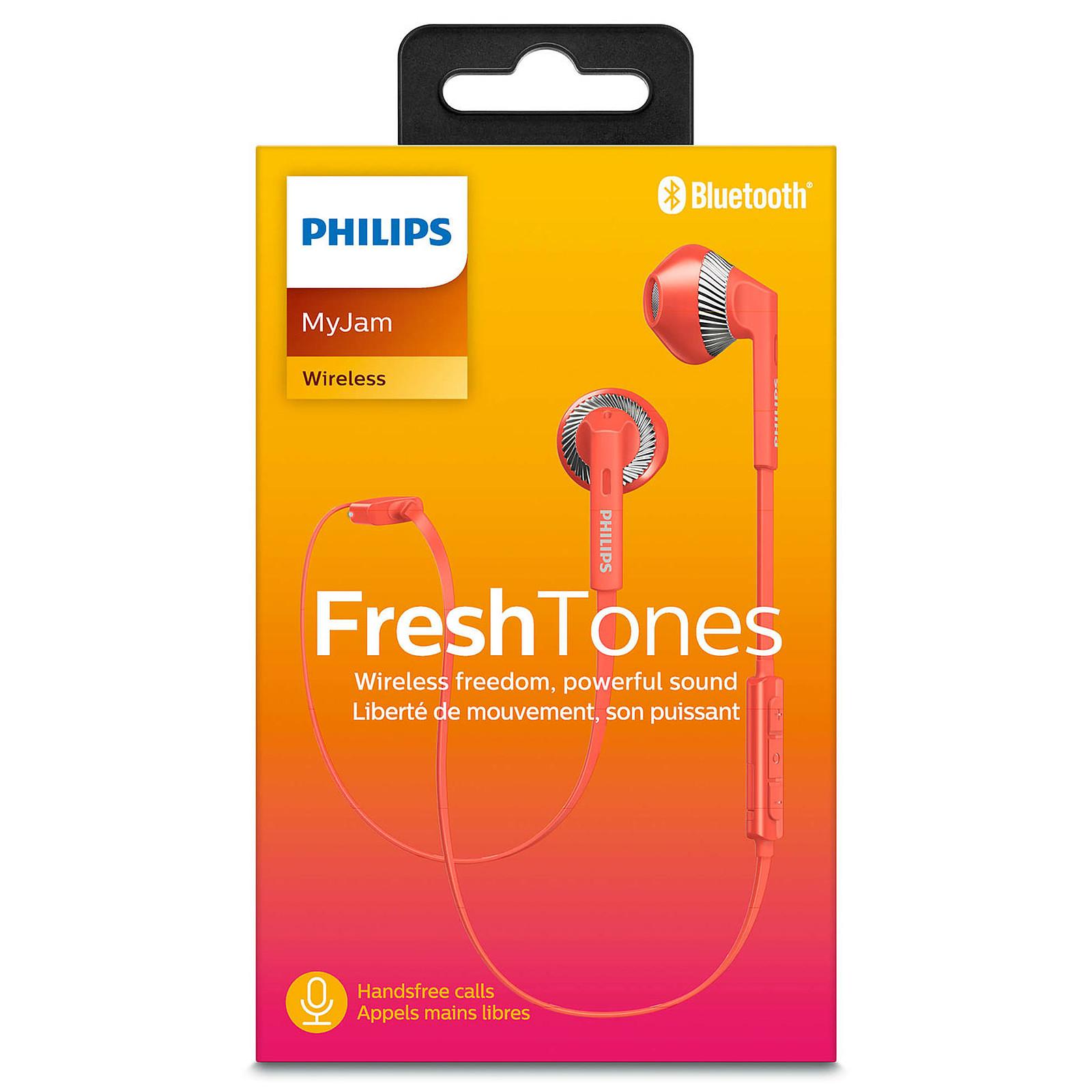 Philips SHB5250 Rose Casque Philips sur