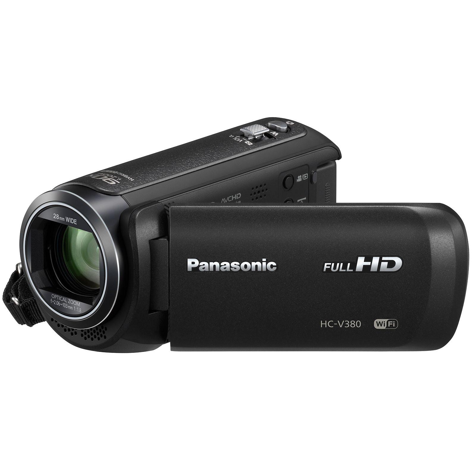 Panasonic HC-V380EF-K