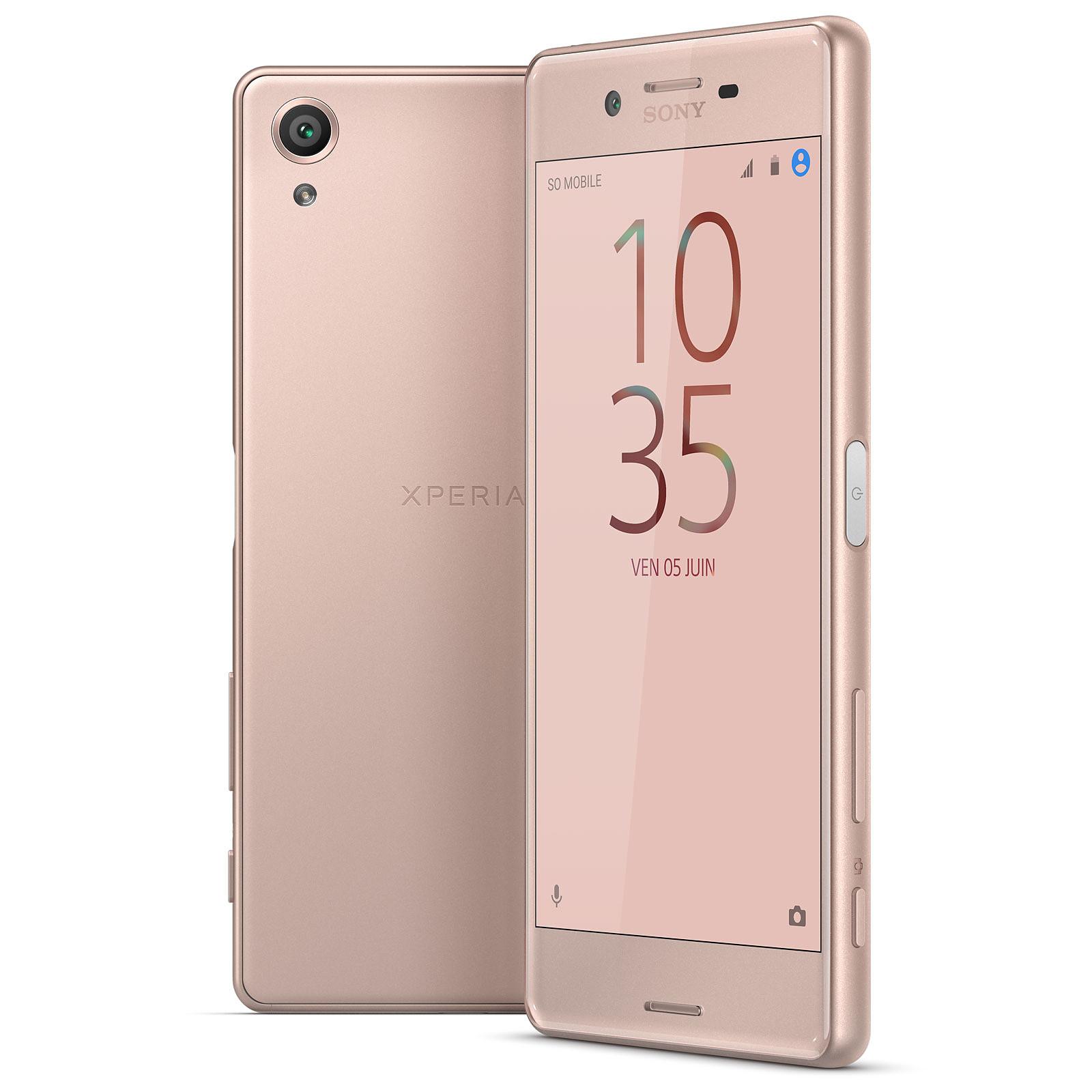 Sony Xperia X Dual SIM 64 Go Rose
