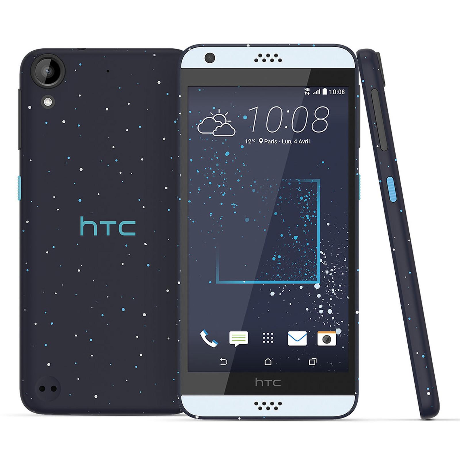 HTC Desire 530 Remix Bleu