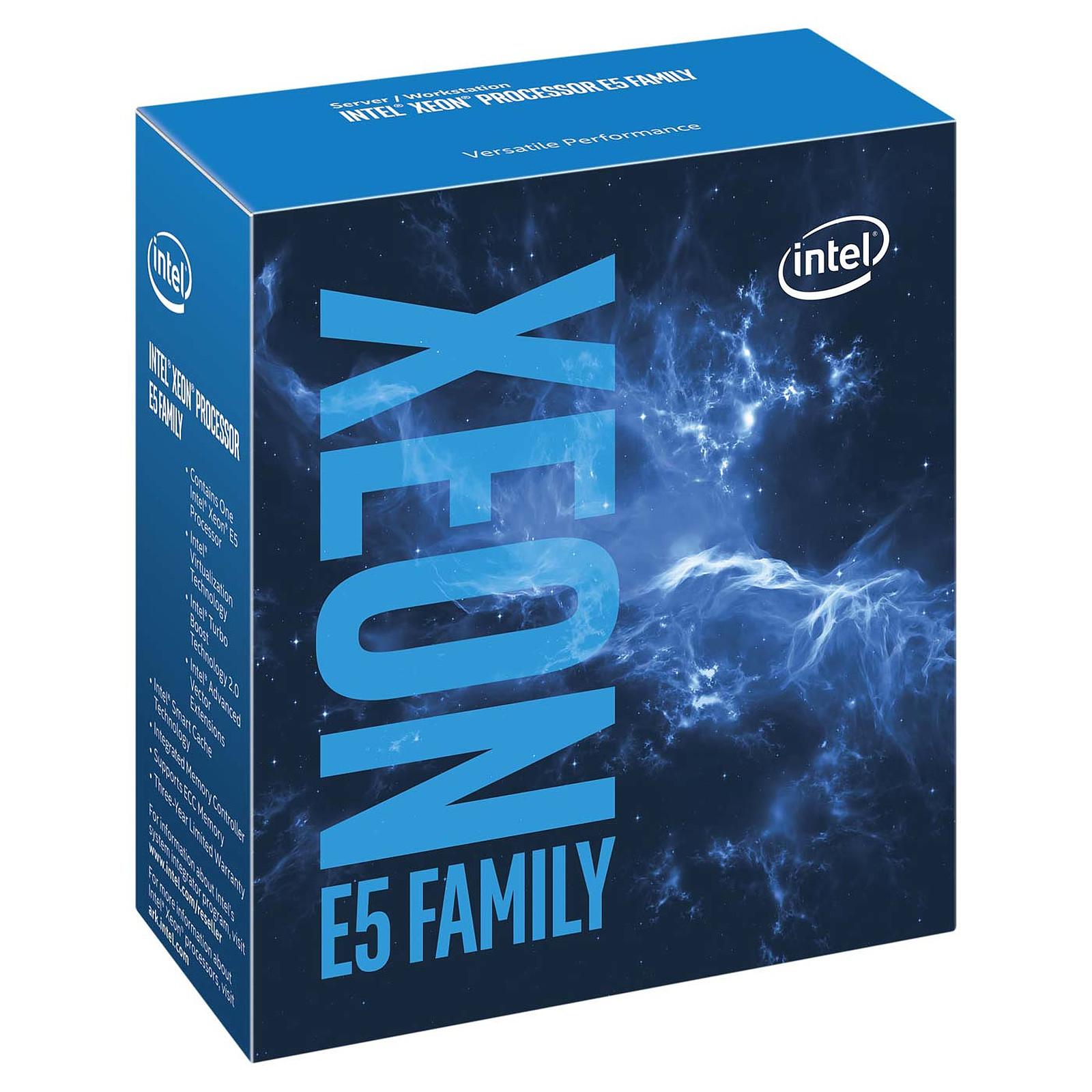 Intel Xeon E5-2609 v4 (1.7 GHz)