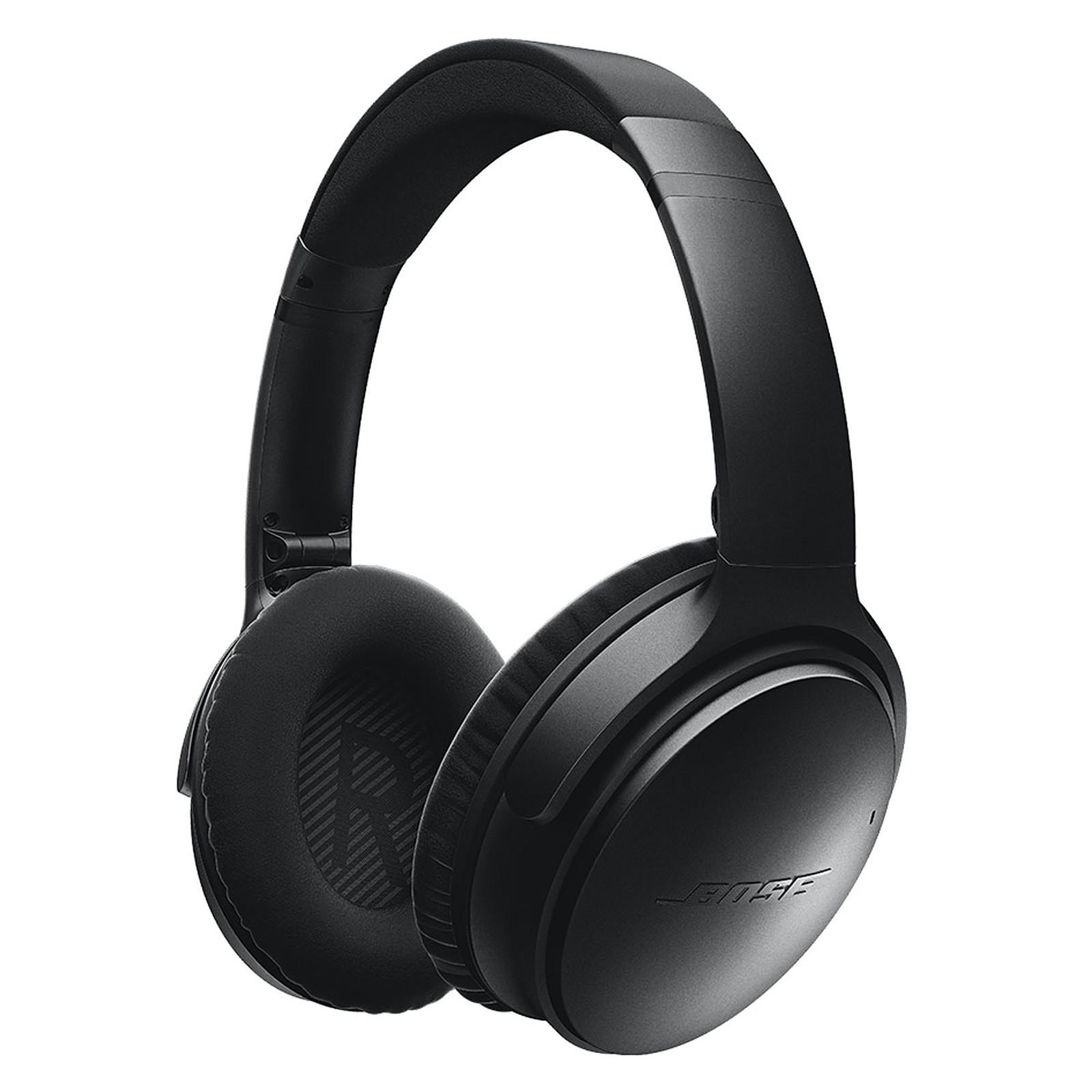 Bose QuietComfort 35 wireless Noir