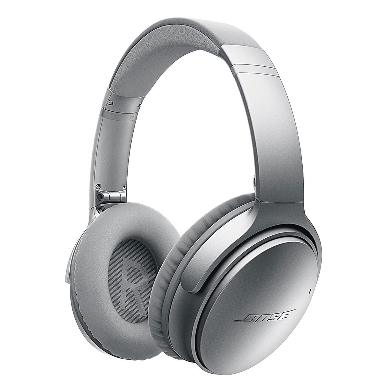 Bose QuietComfort 35 wireless Argent