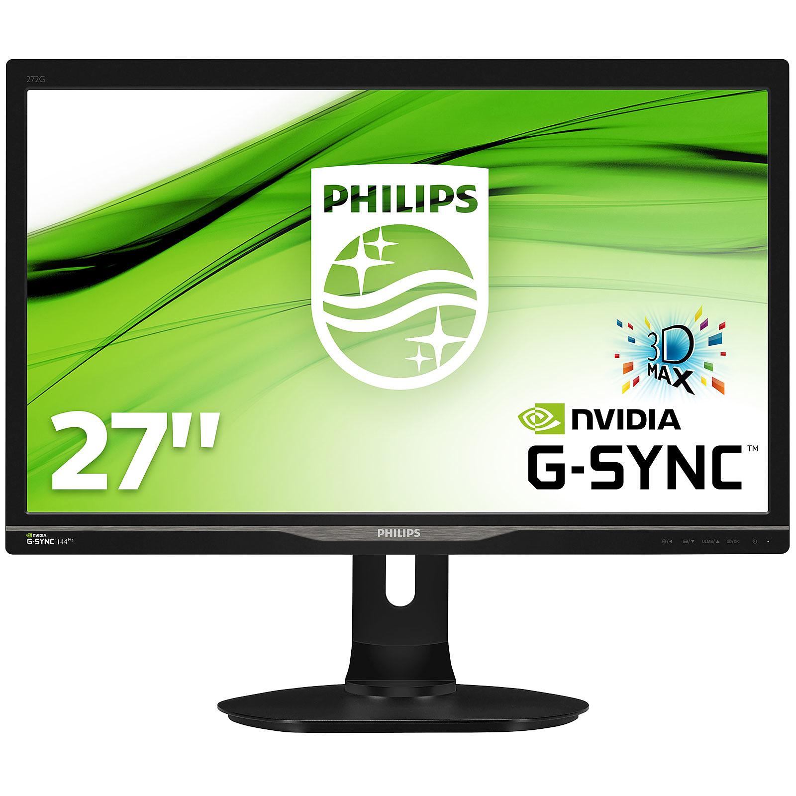 """Philips 27"""" LED - 272G5DYEB"""