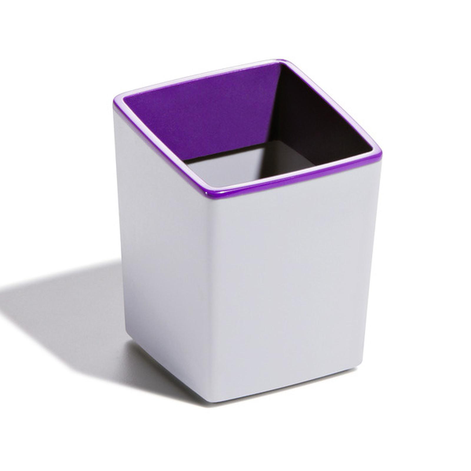 DURABLE Varicolor Pot à crayons Violet