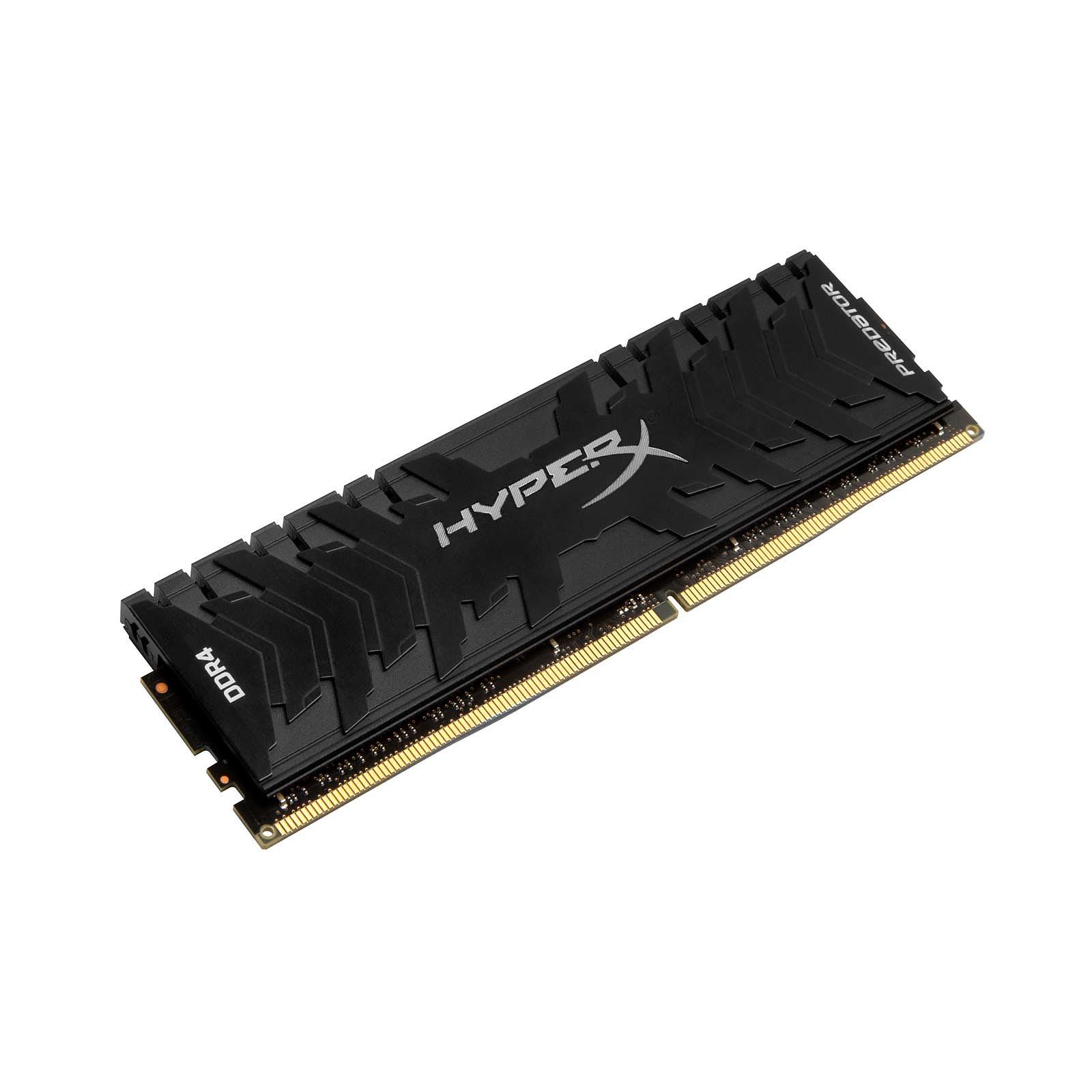 HyperX Predator Noir 16 Go DDR4 3600 MHz CL17