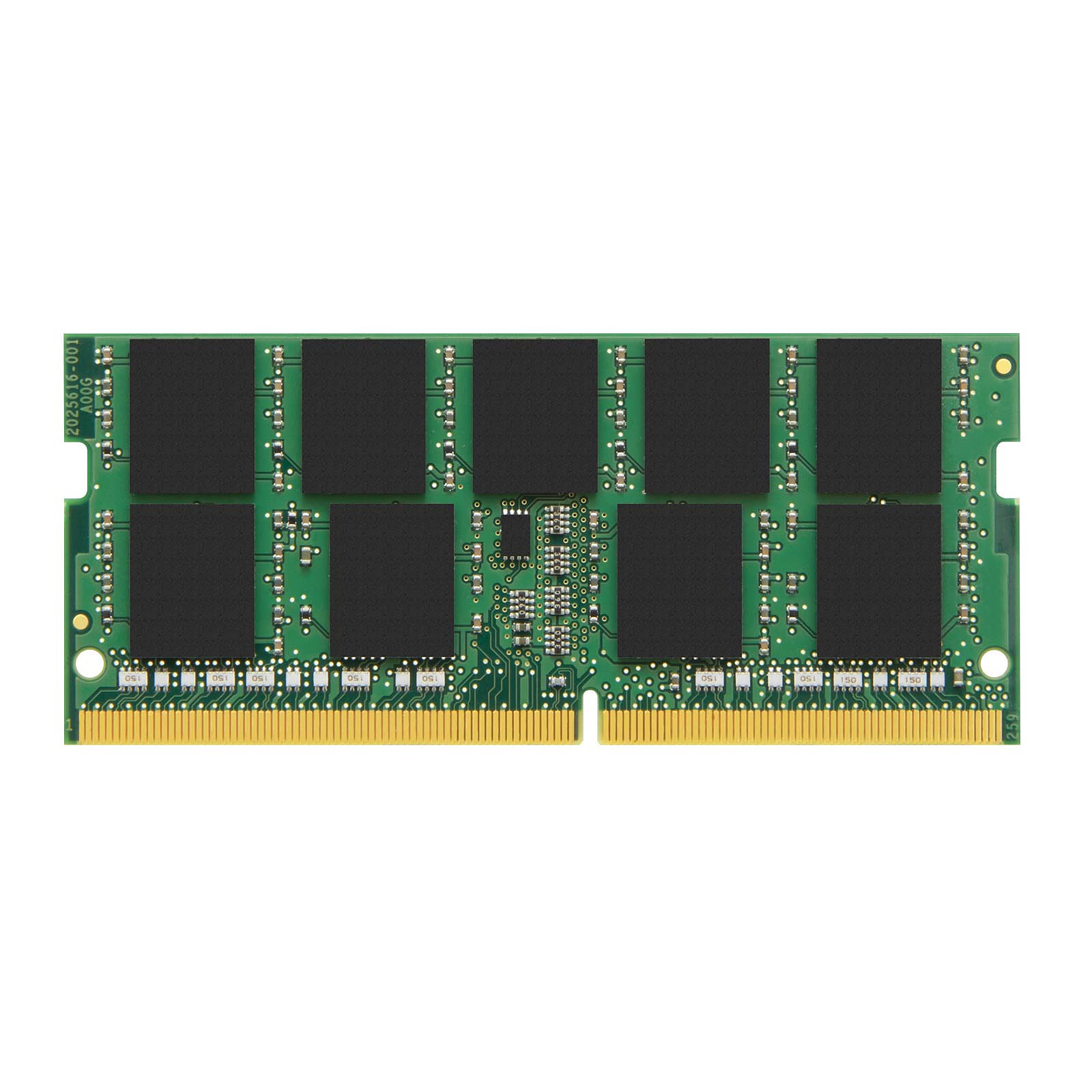 Kingston SO-DIMM 16 Go DDR4 2133 MHz CL15 DR X8