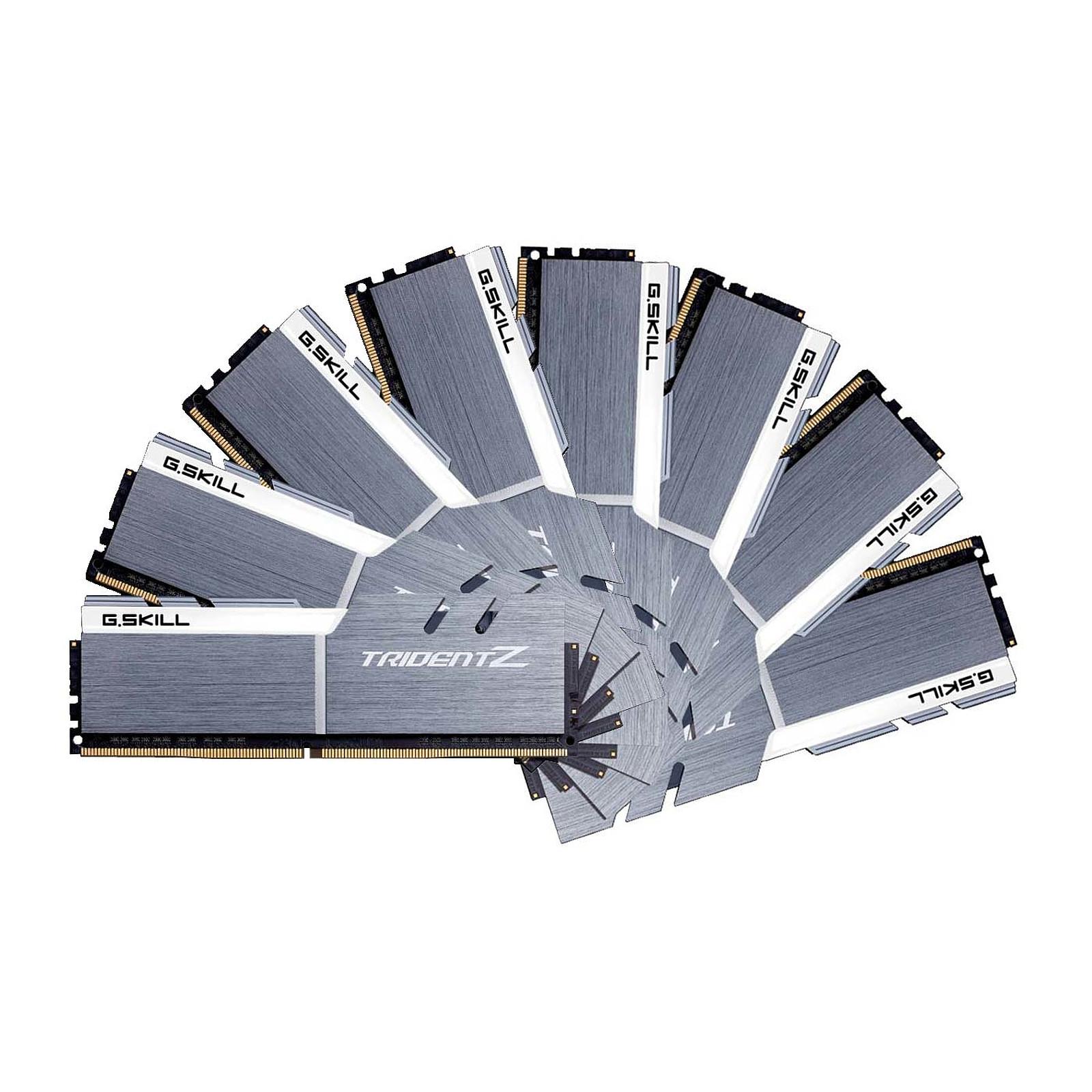 G.Skill Trident Z 64 Go (8x 8 Go) DDR4 4200 MHz CL19