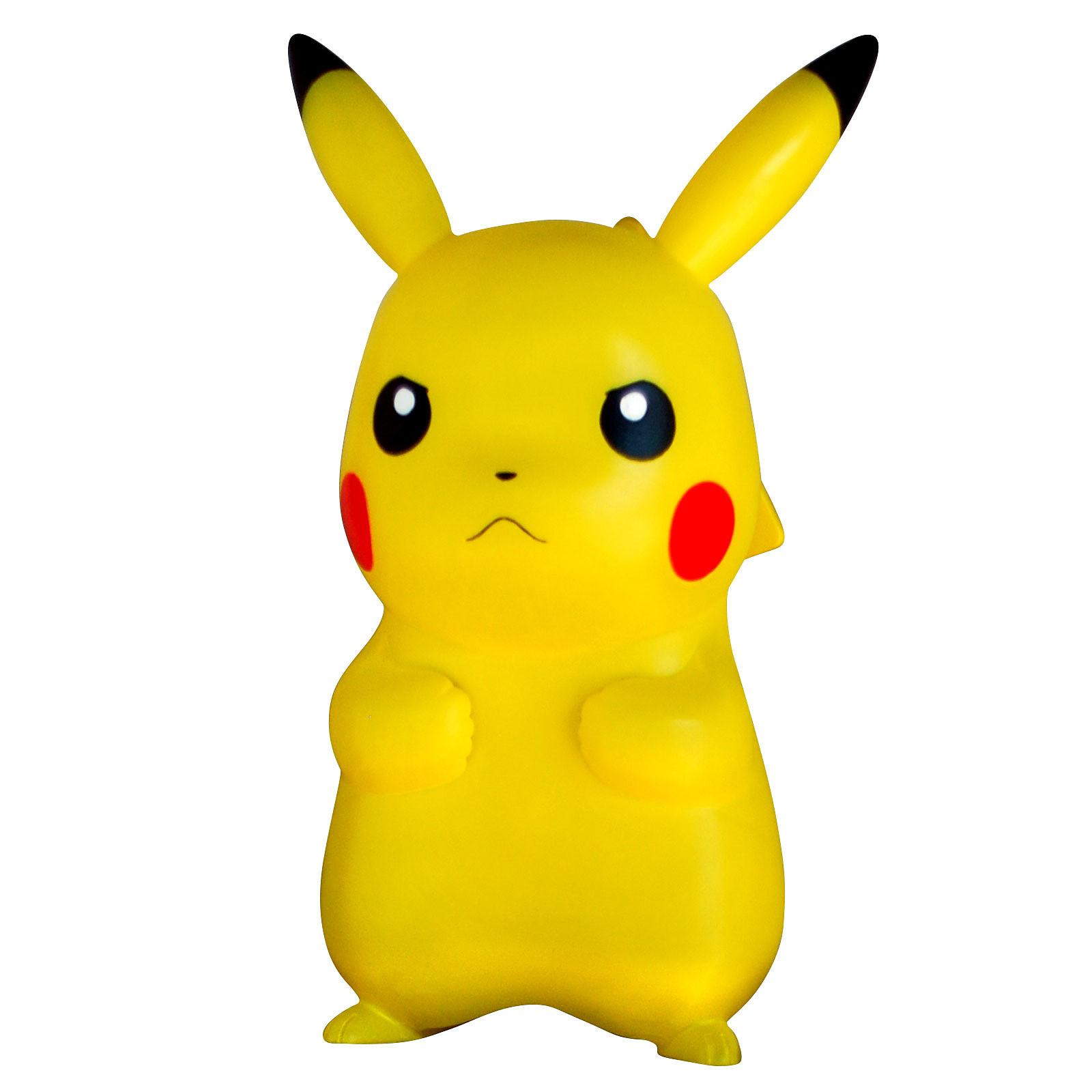 25 Pikachu Cm Générique Goodies Sur Led Pokémon Lampe v0N8nwm