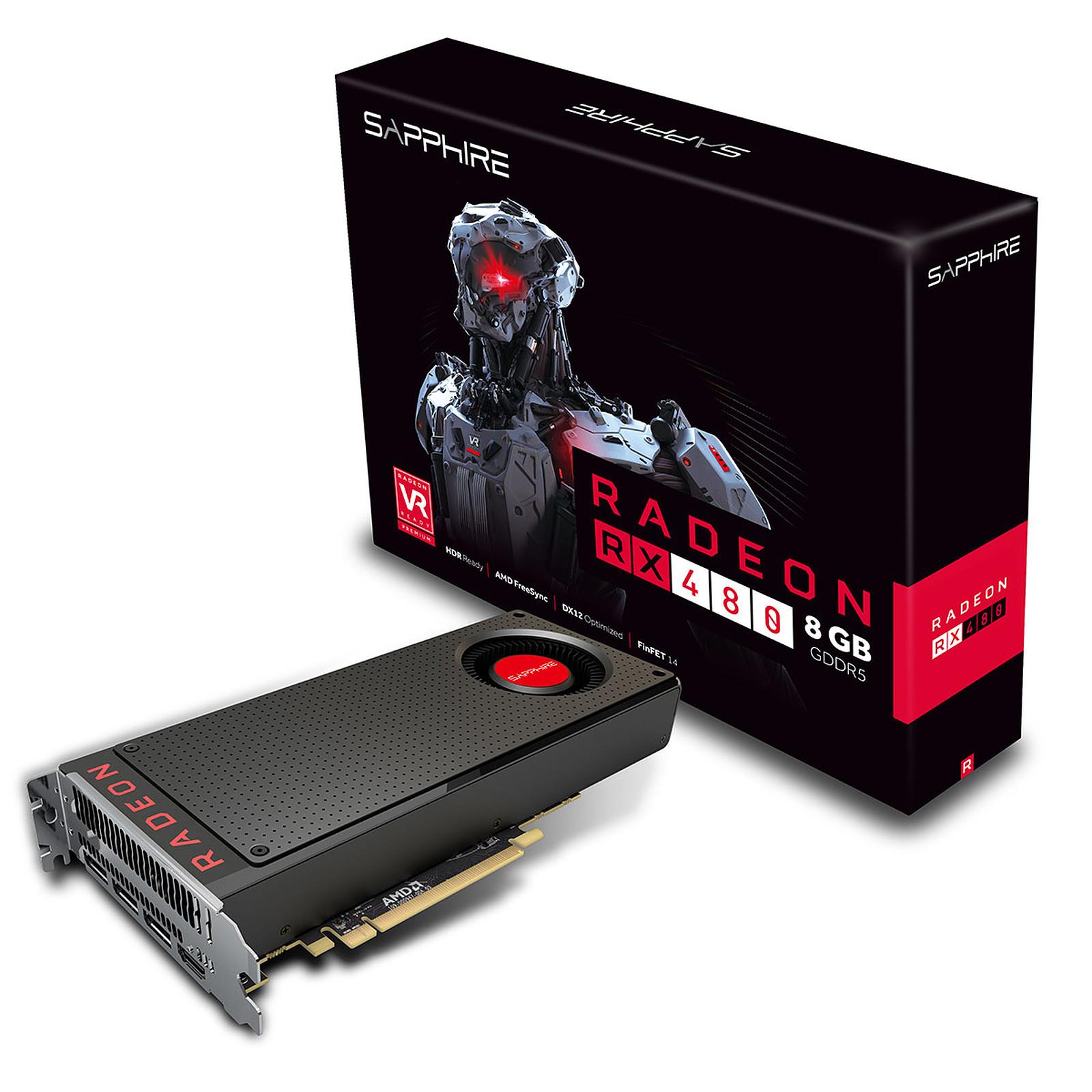 Sapphire Radeon RX 480 8GD5