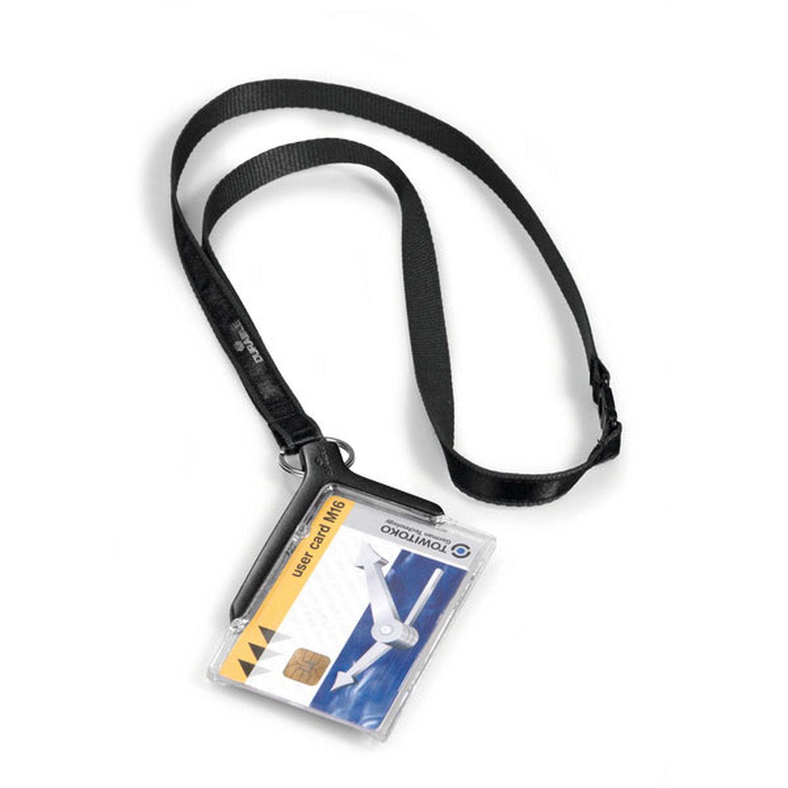 DURABLE Porte-Cartes DELUXE x 10