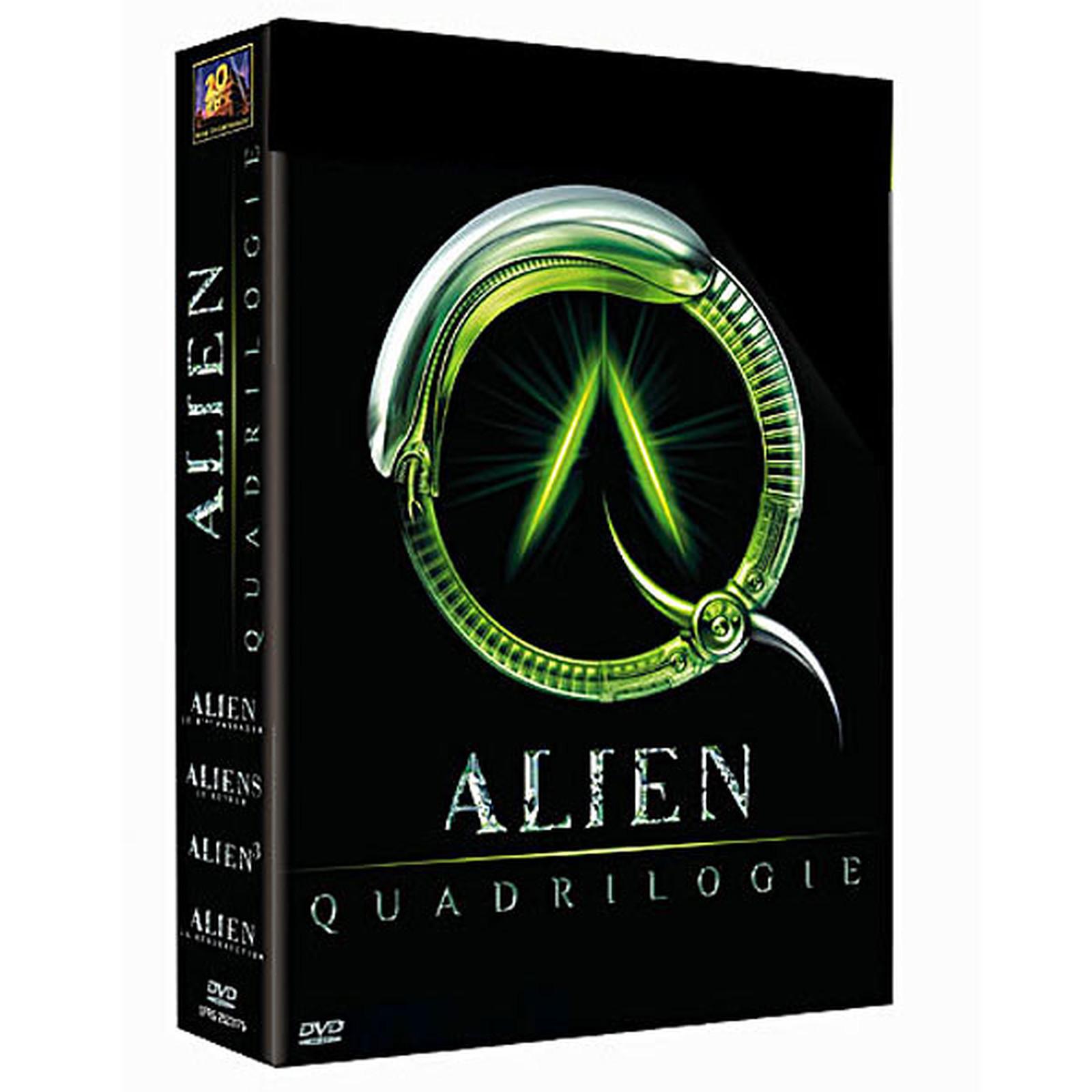 Alien - Quadrilogie (DVD)